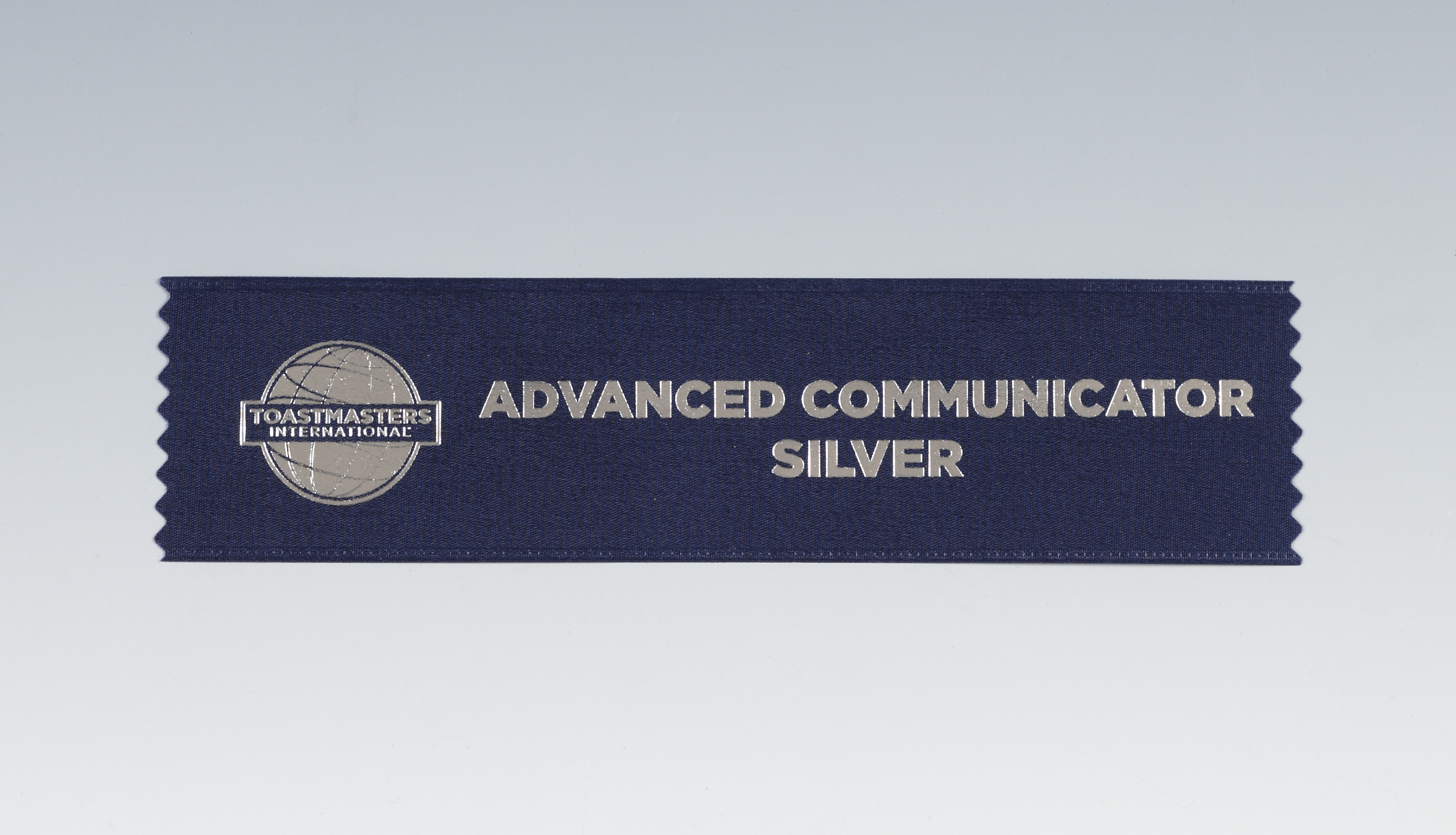 Advanced Communicator Gold Ribbon
