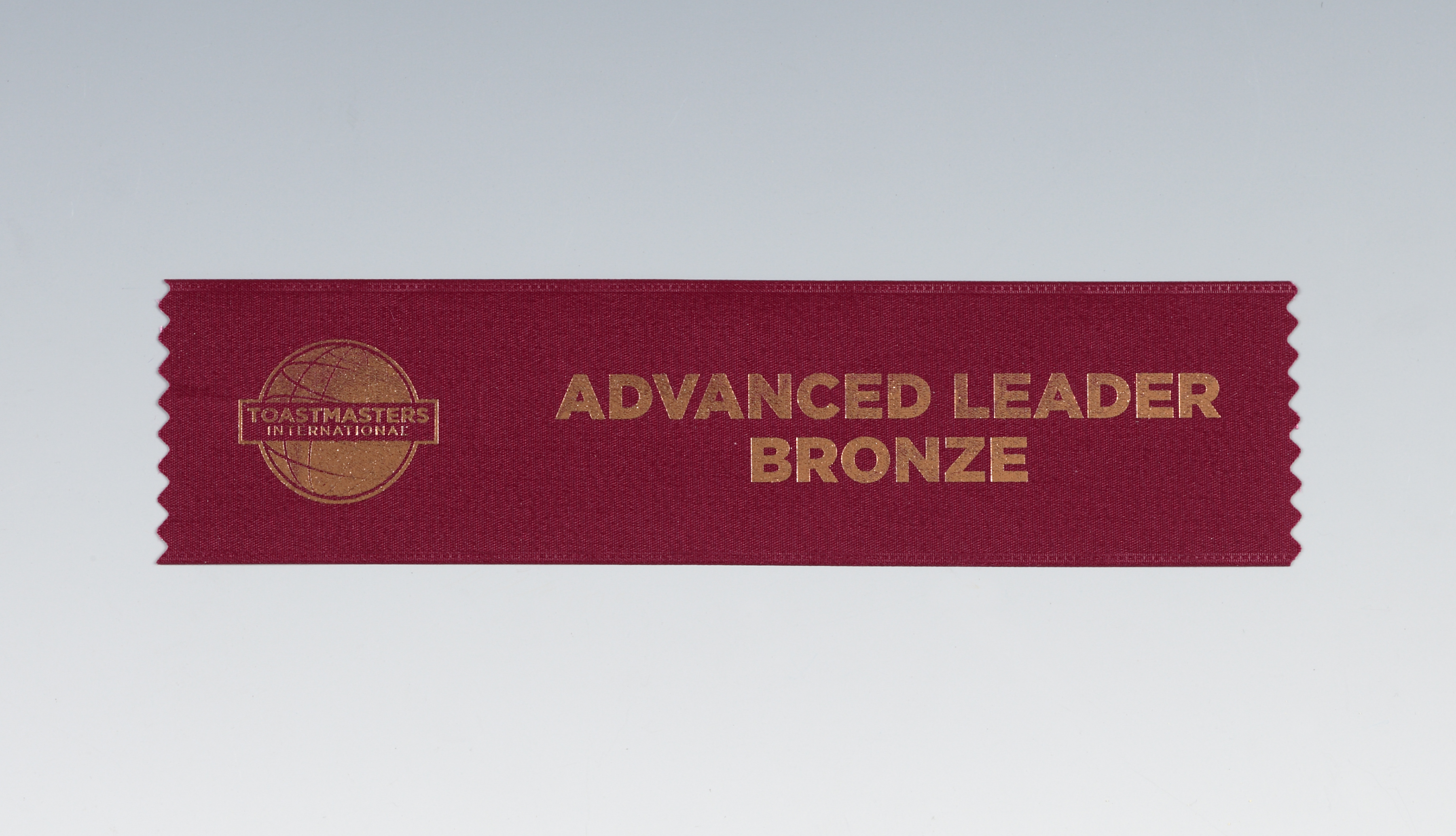 Advanced Leader Bronze Ribbon