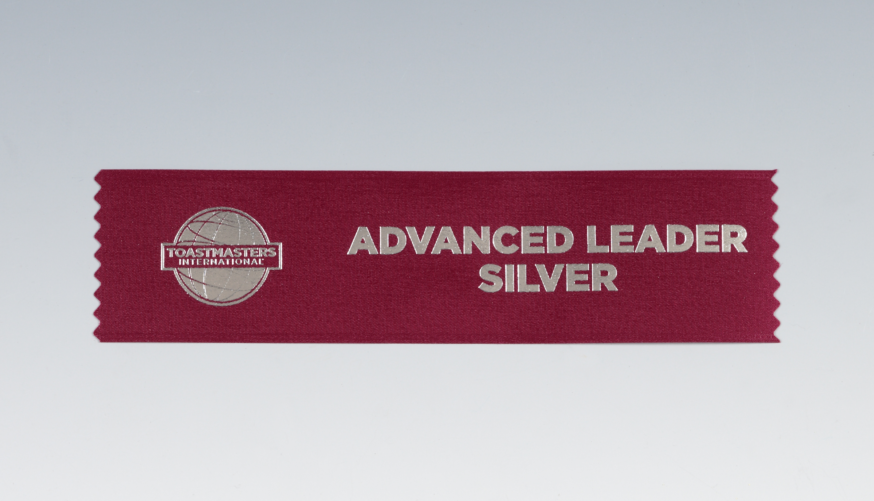Advanced Leader Silver Ribbon