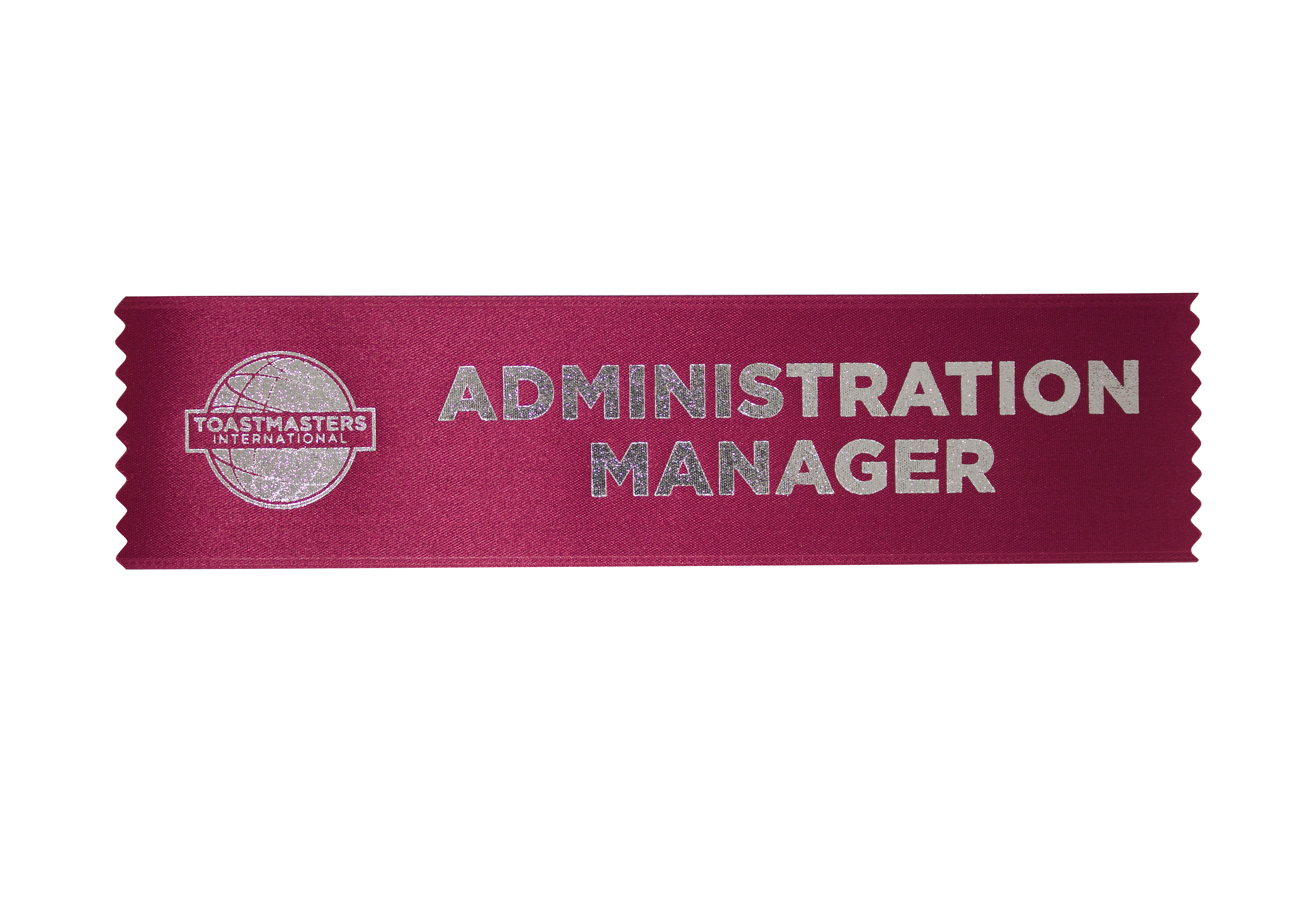 Administration Manager Ribbon