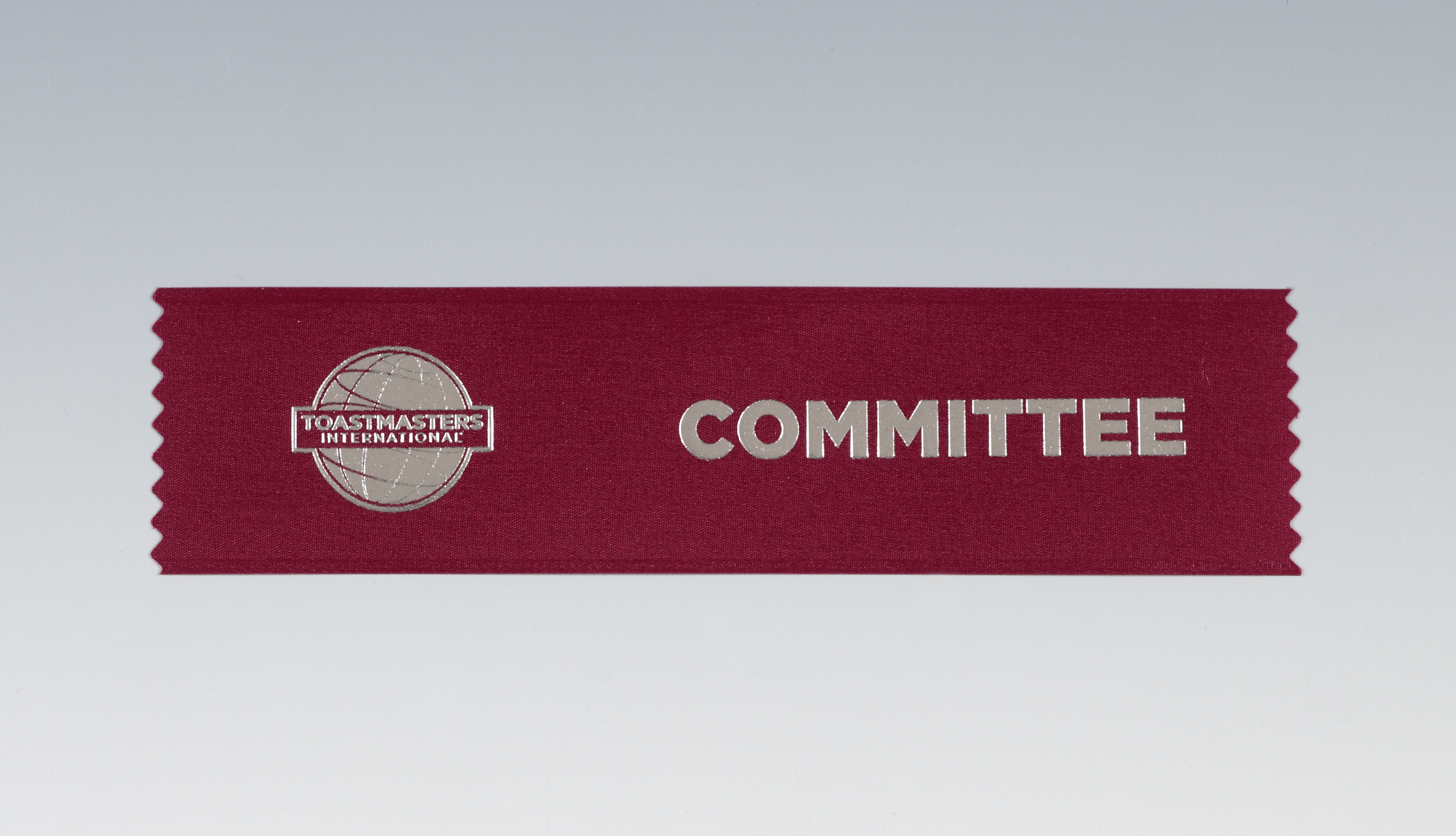 Committee Ribbon