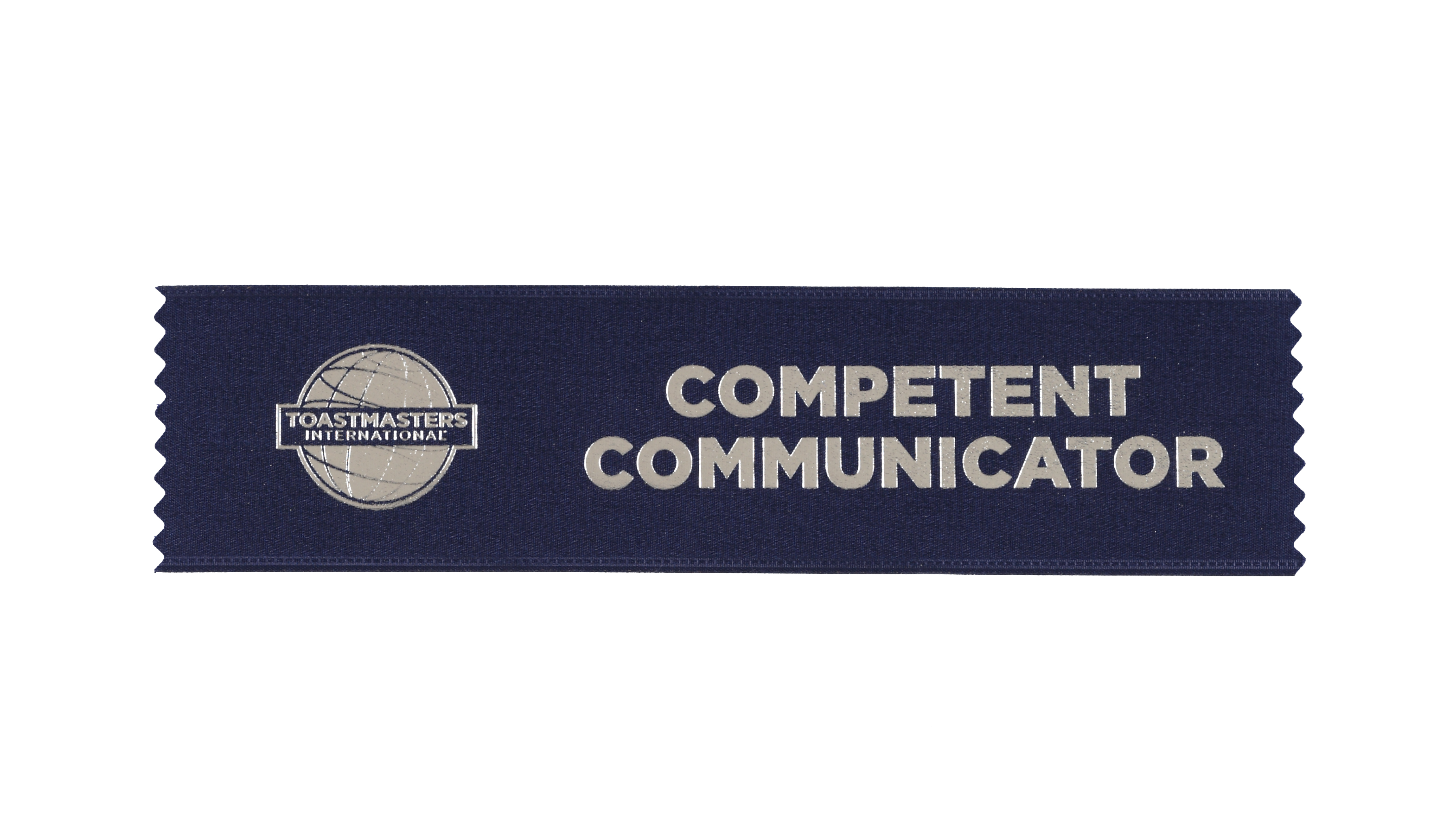 Competent Communicator Ribbon
