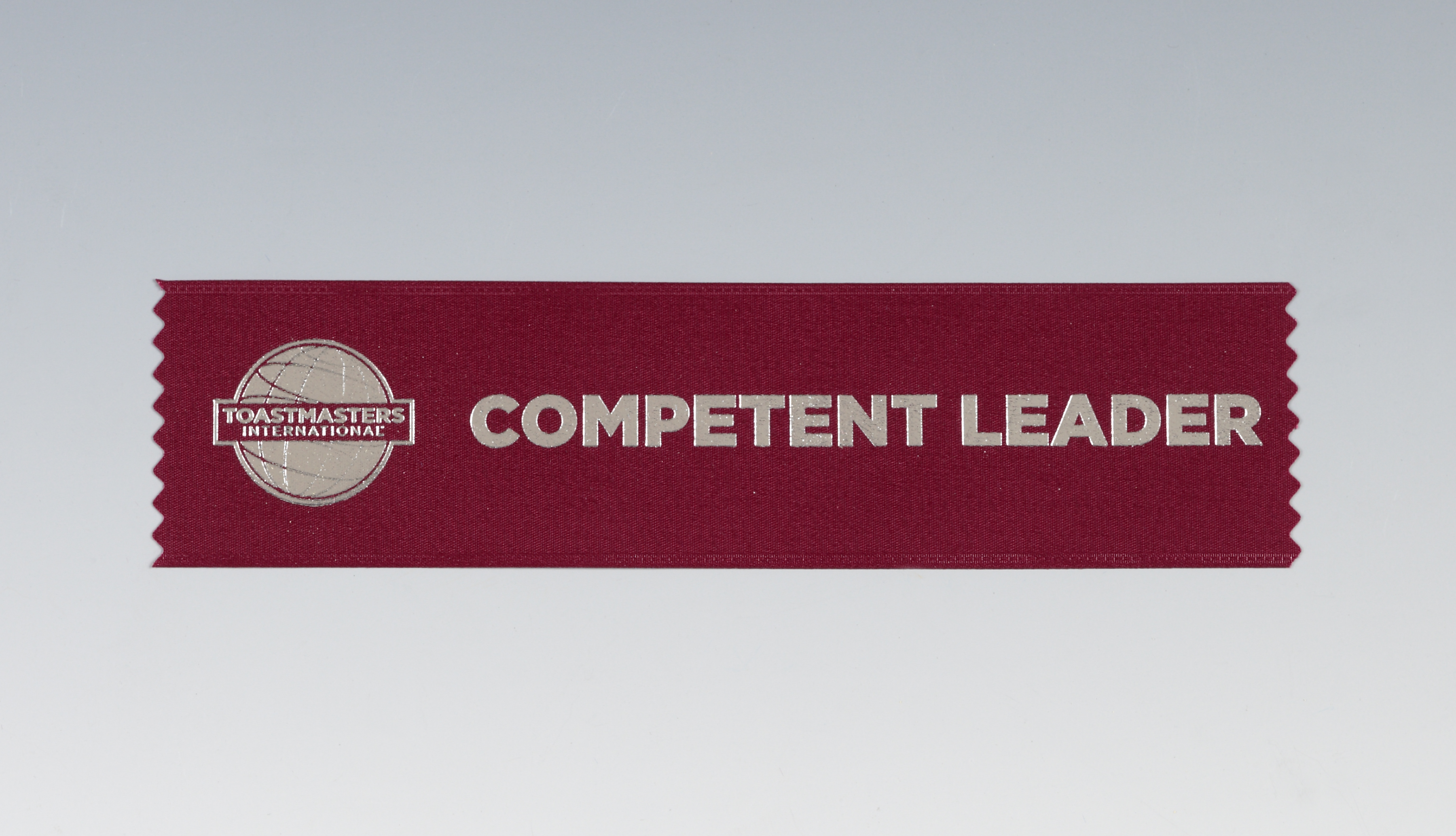 Competent Leader Ribbon