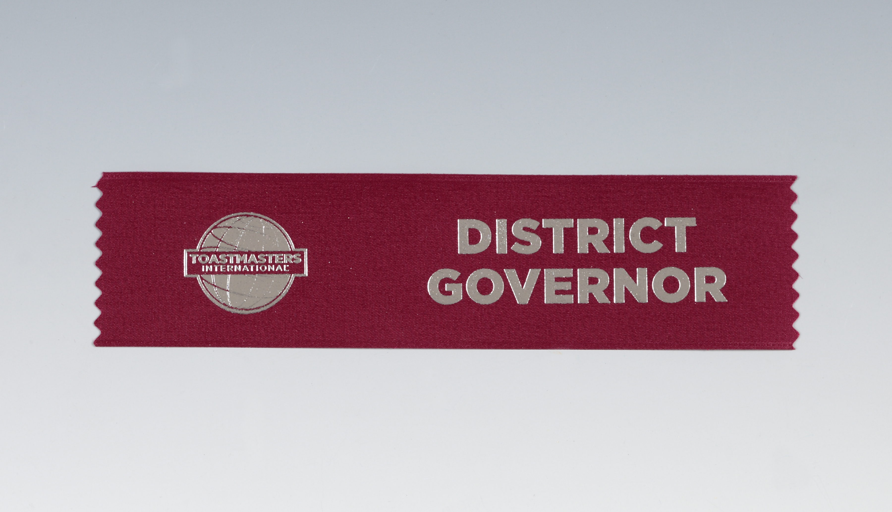 District Governor Ribbon