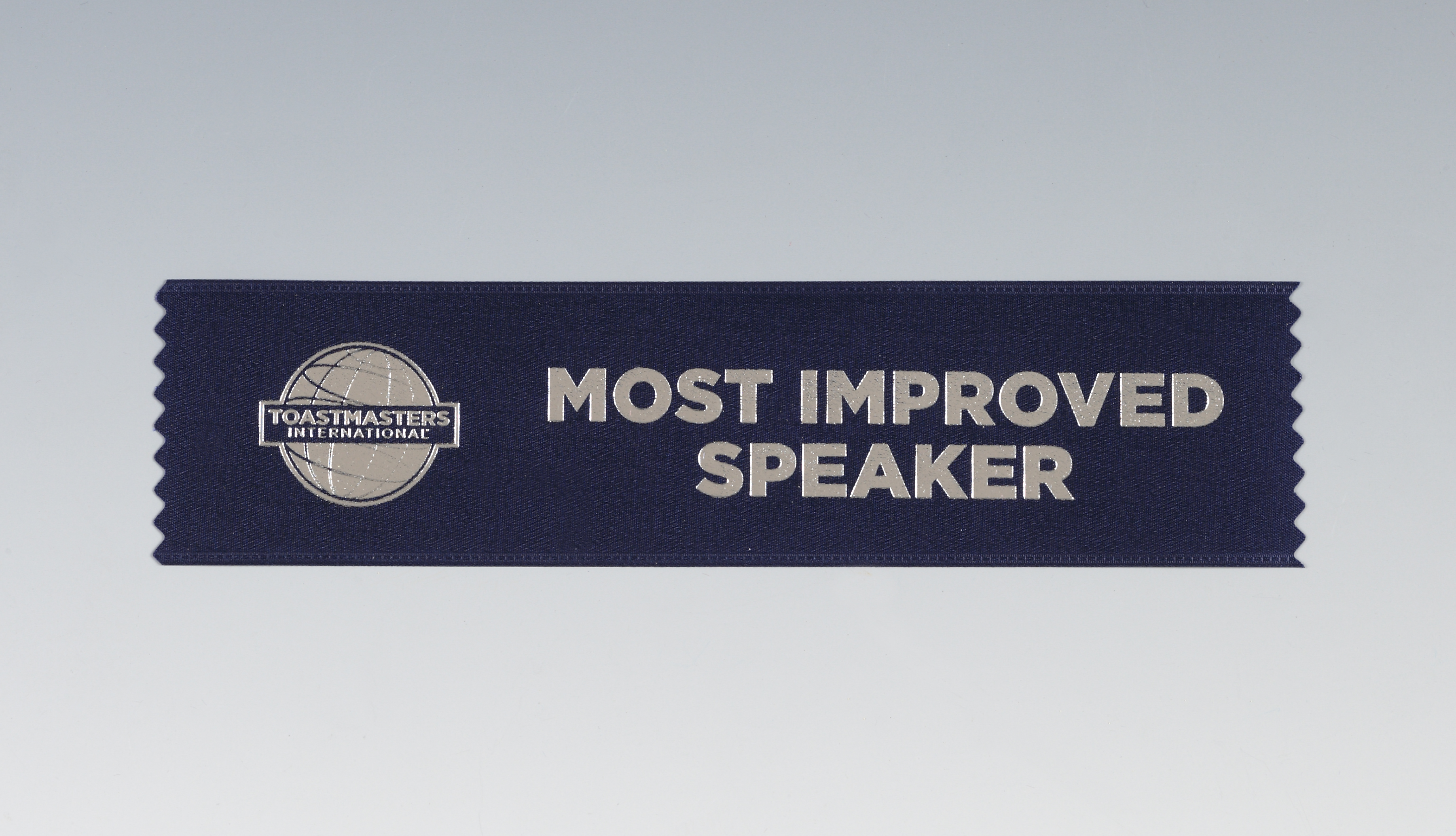 Most Improved Speaker Ribbon