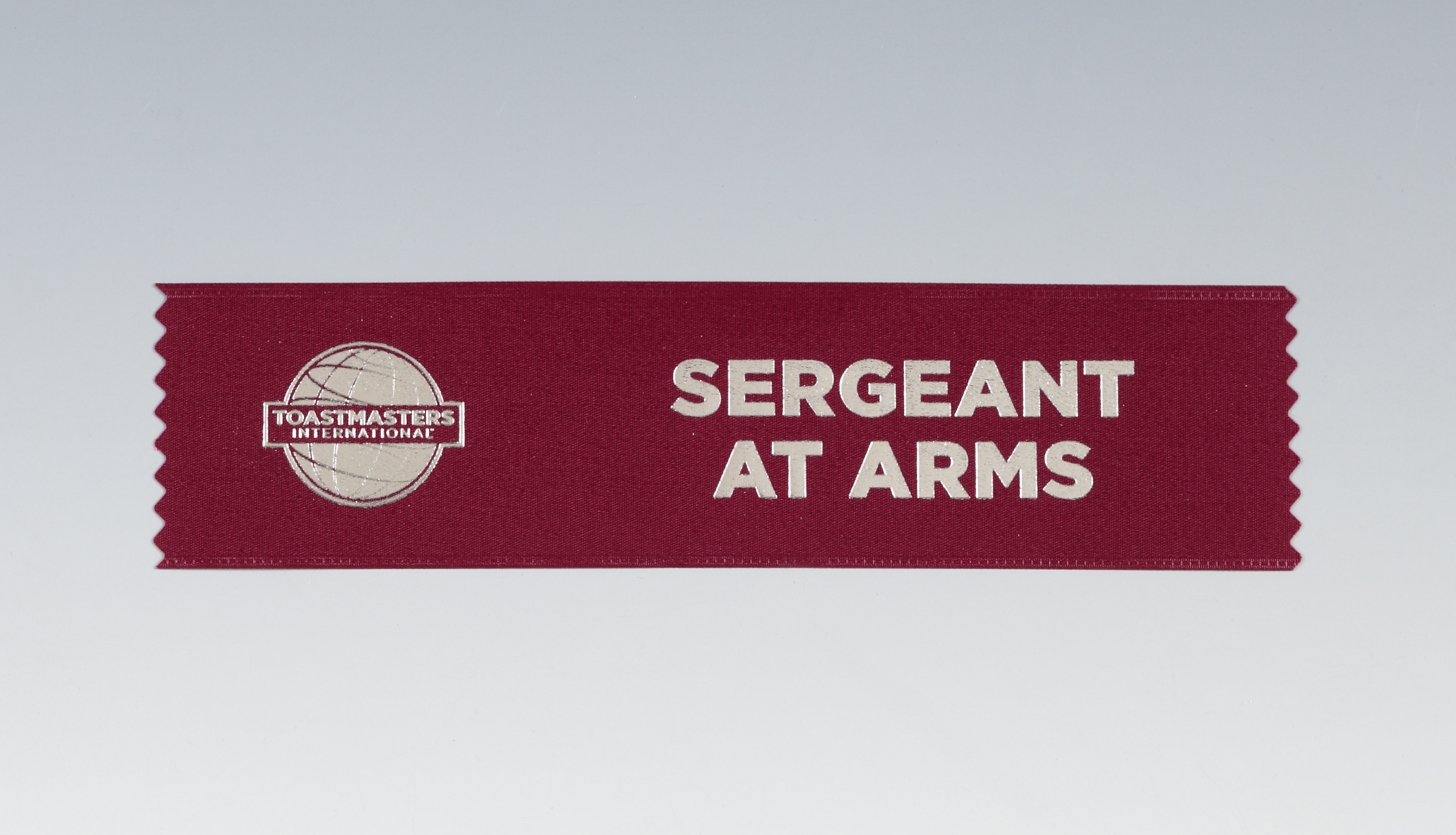 Sergeant at Arms Ribbon