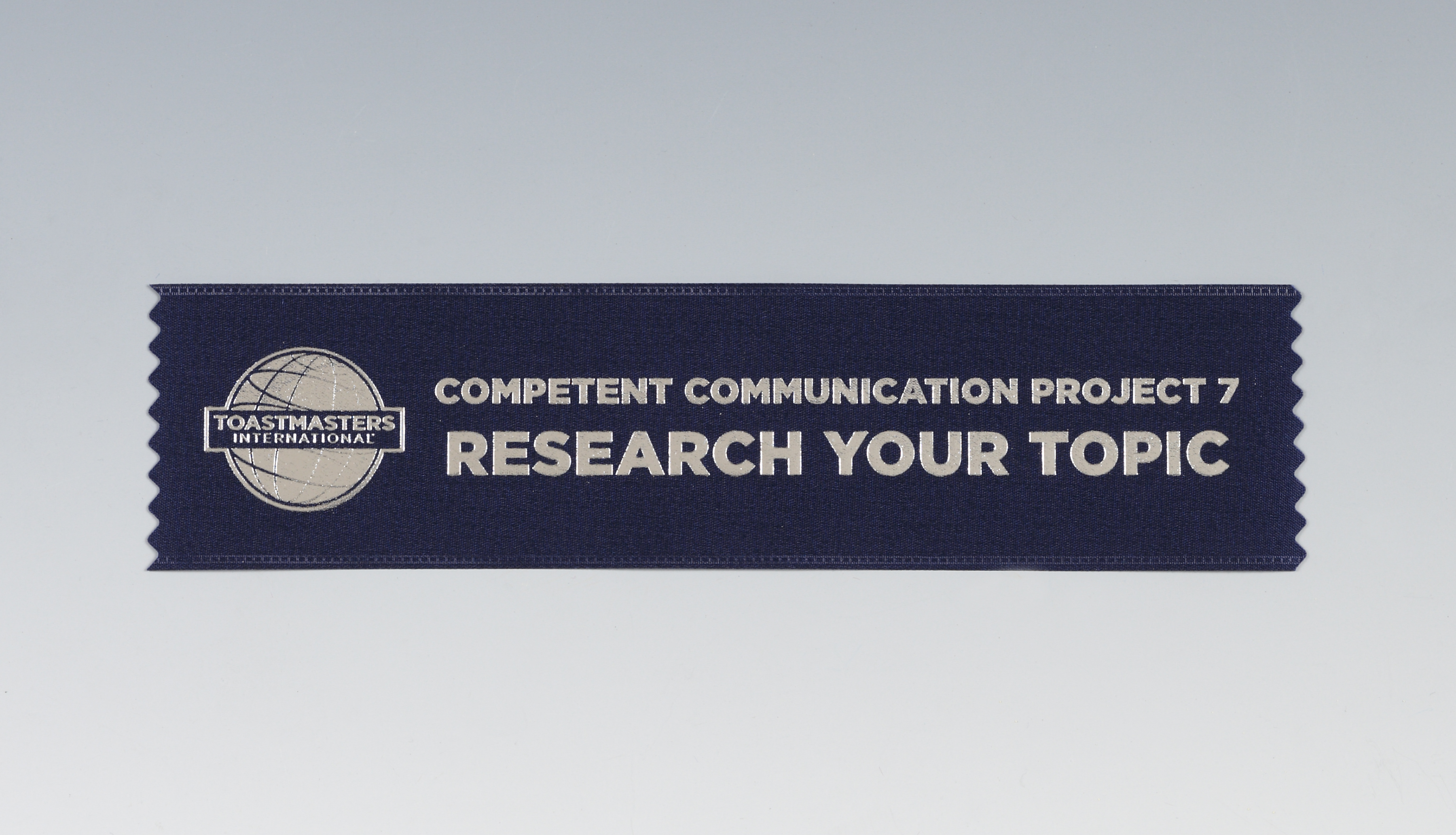 Research Your Topic Ribbon
