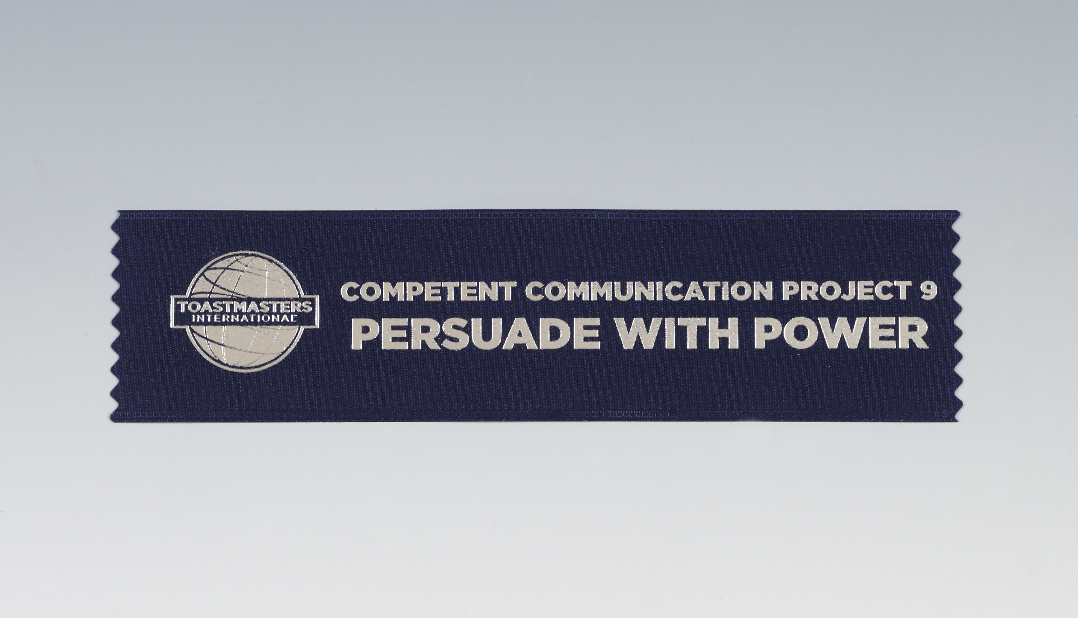 Persuade With Power Ribbon