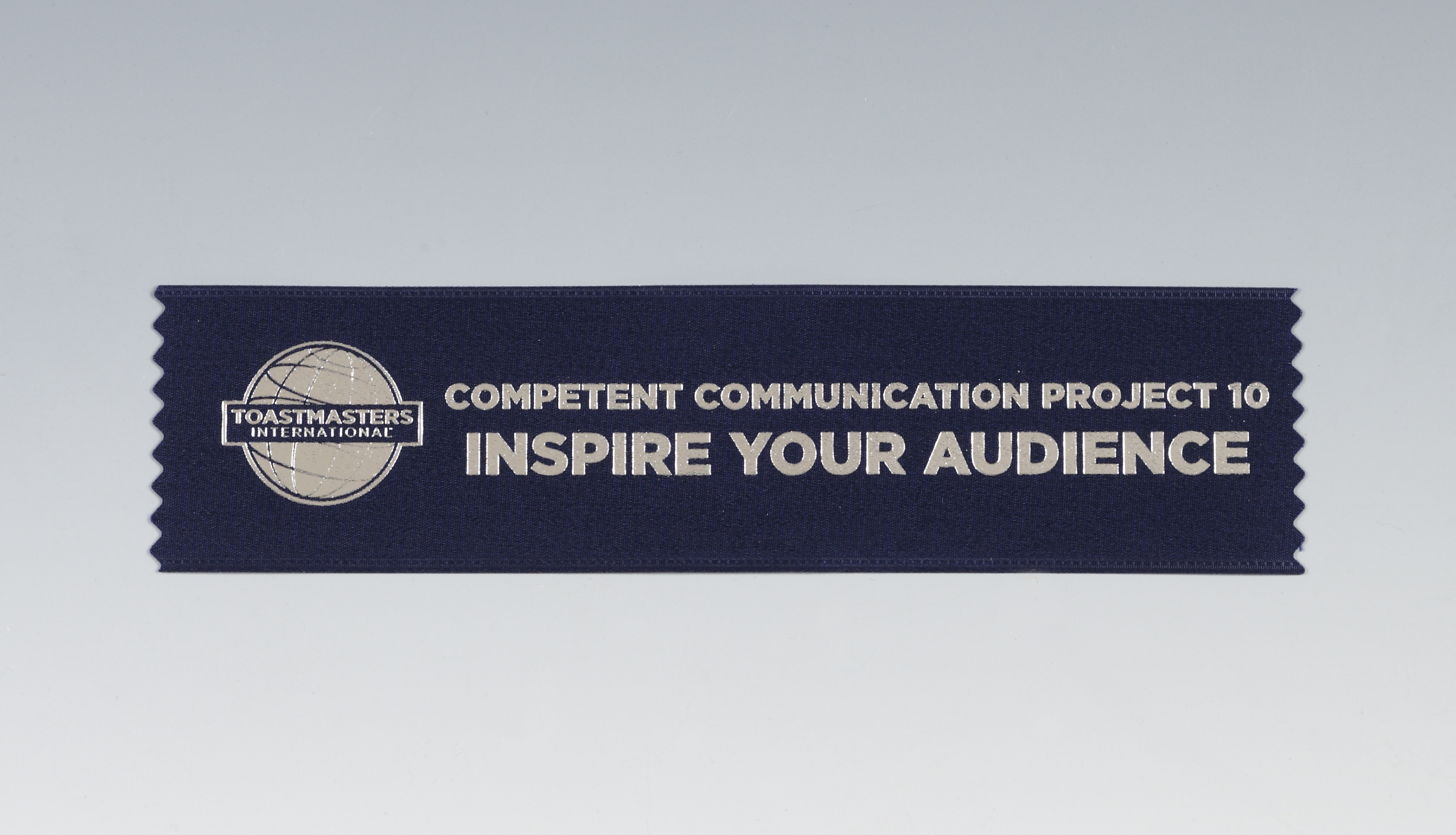 Inspire Your Audience Ribbon