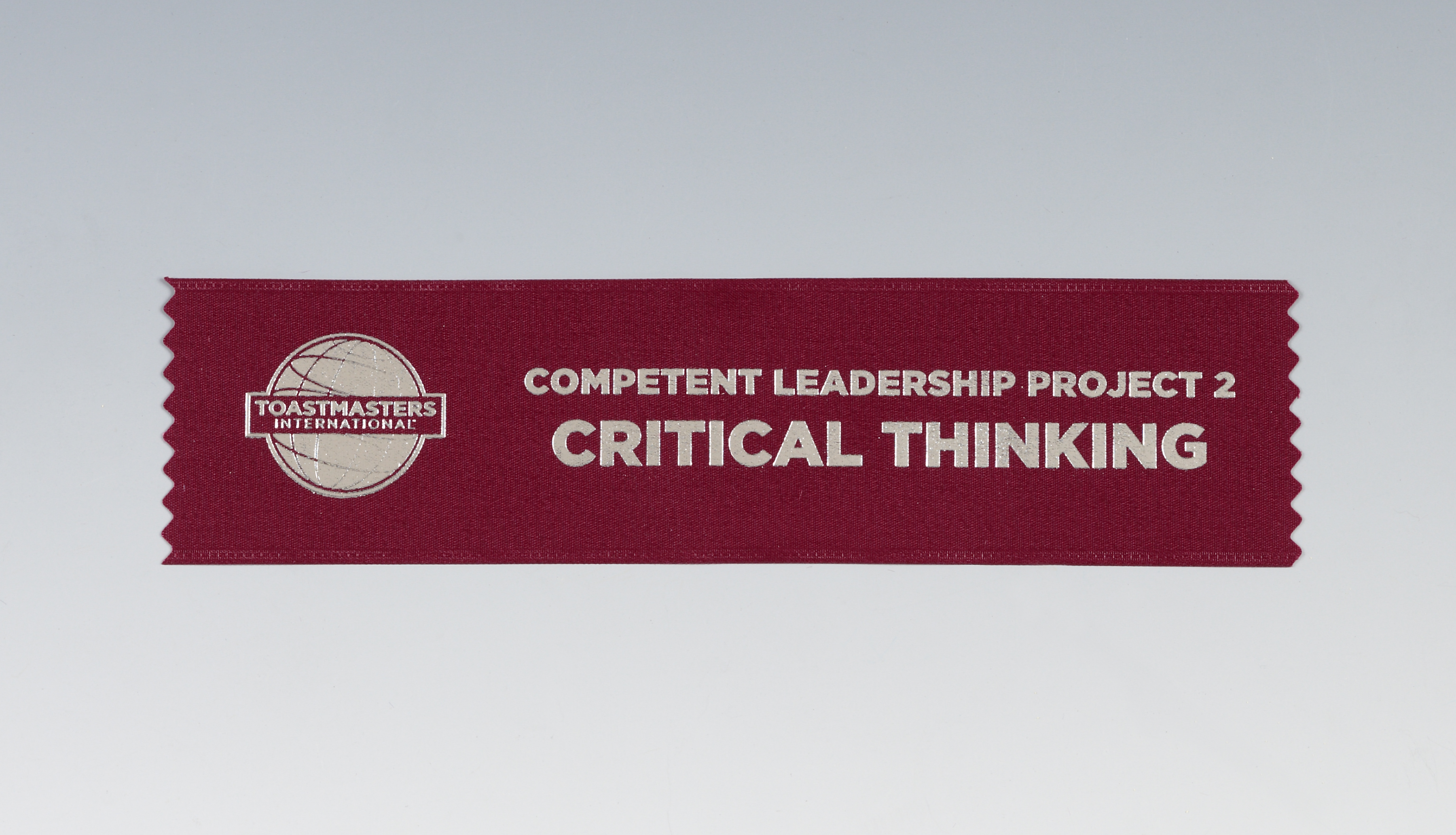 Critical Thinking Ribbon