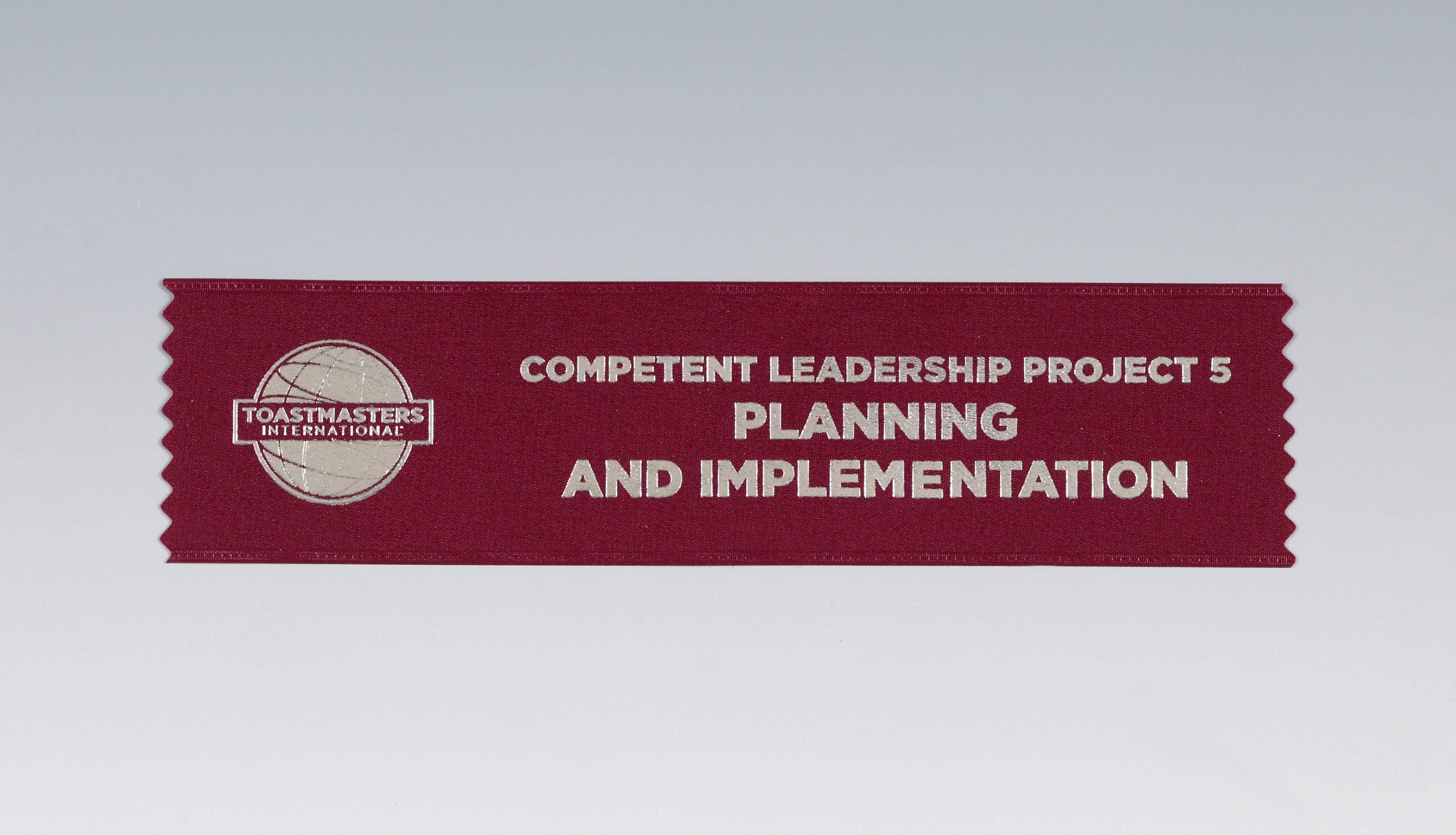 Planning and Implementation Ribbon