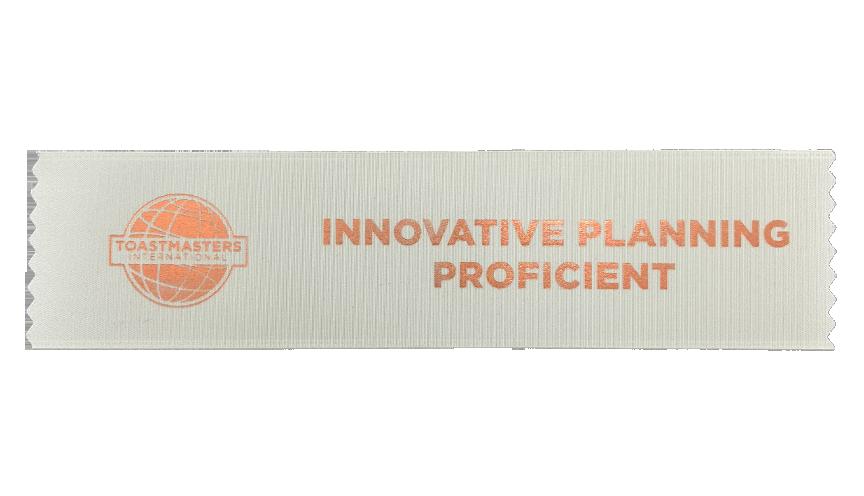 Innovative Planning Proficient Ribbon