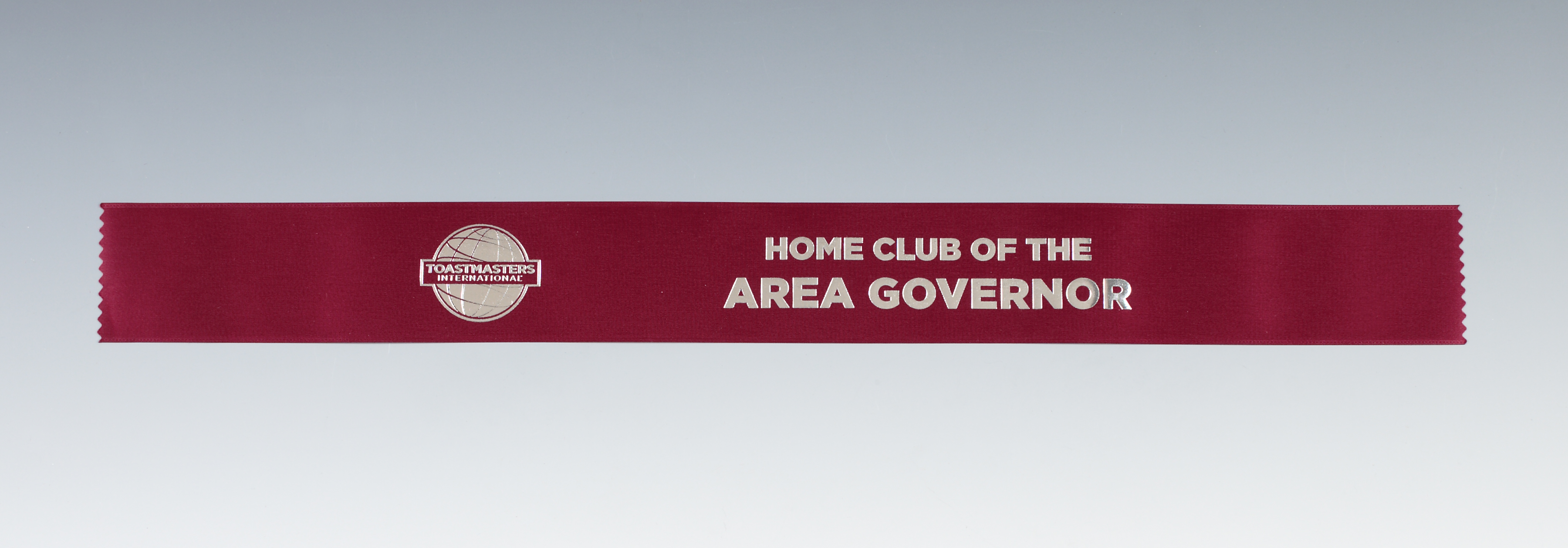 Home Club of the Area Governor Ribbon