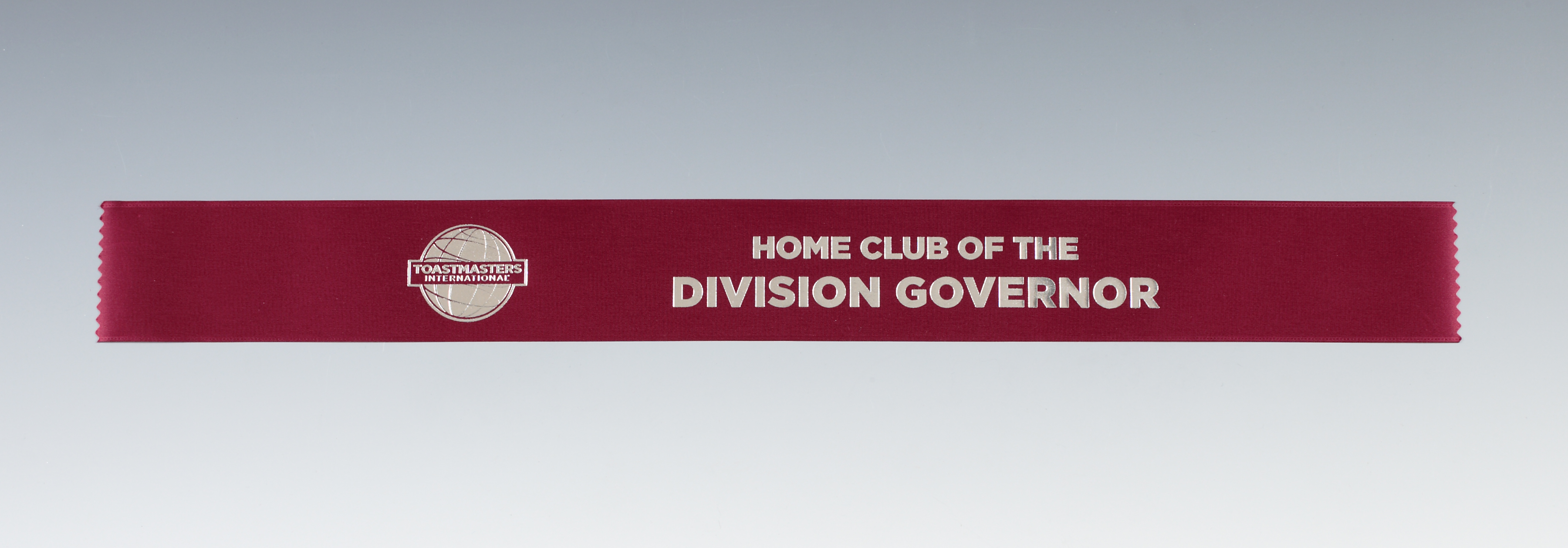 Home Club of the Division Governor Ribbon