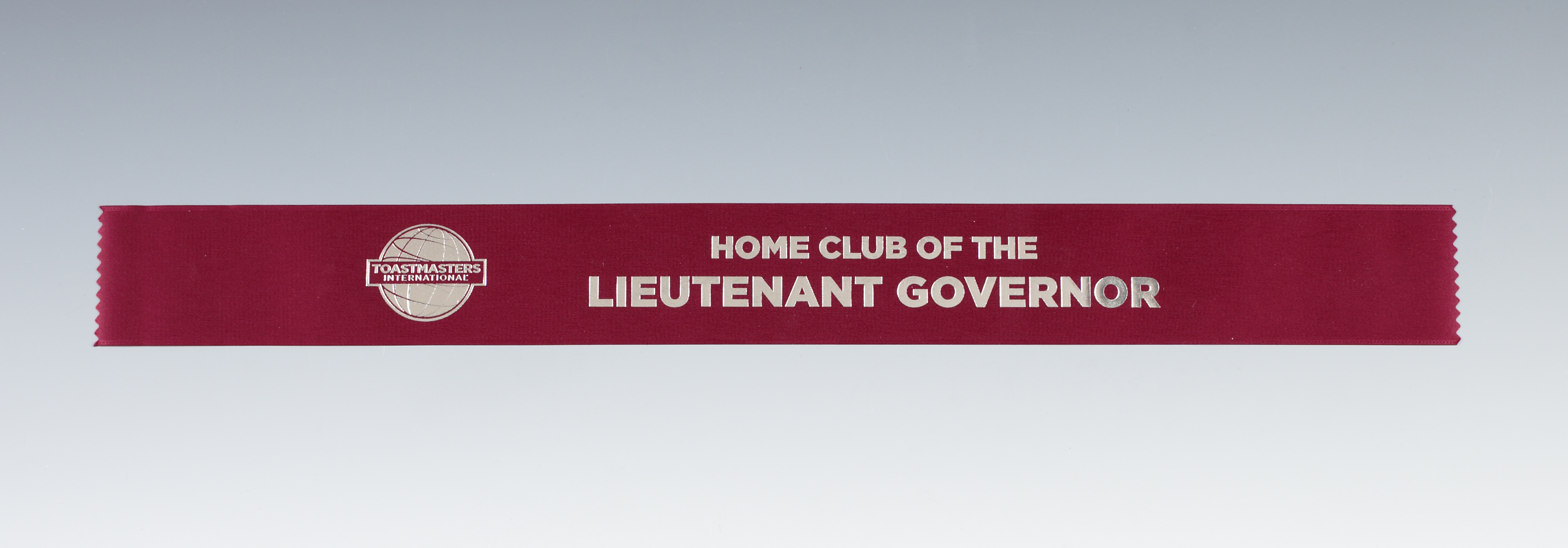 Home Club of the Lieutenant Governor Ribbon