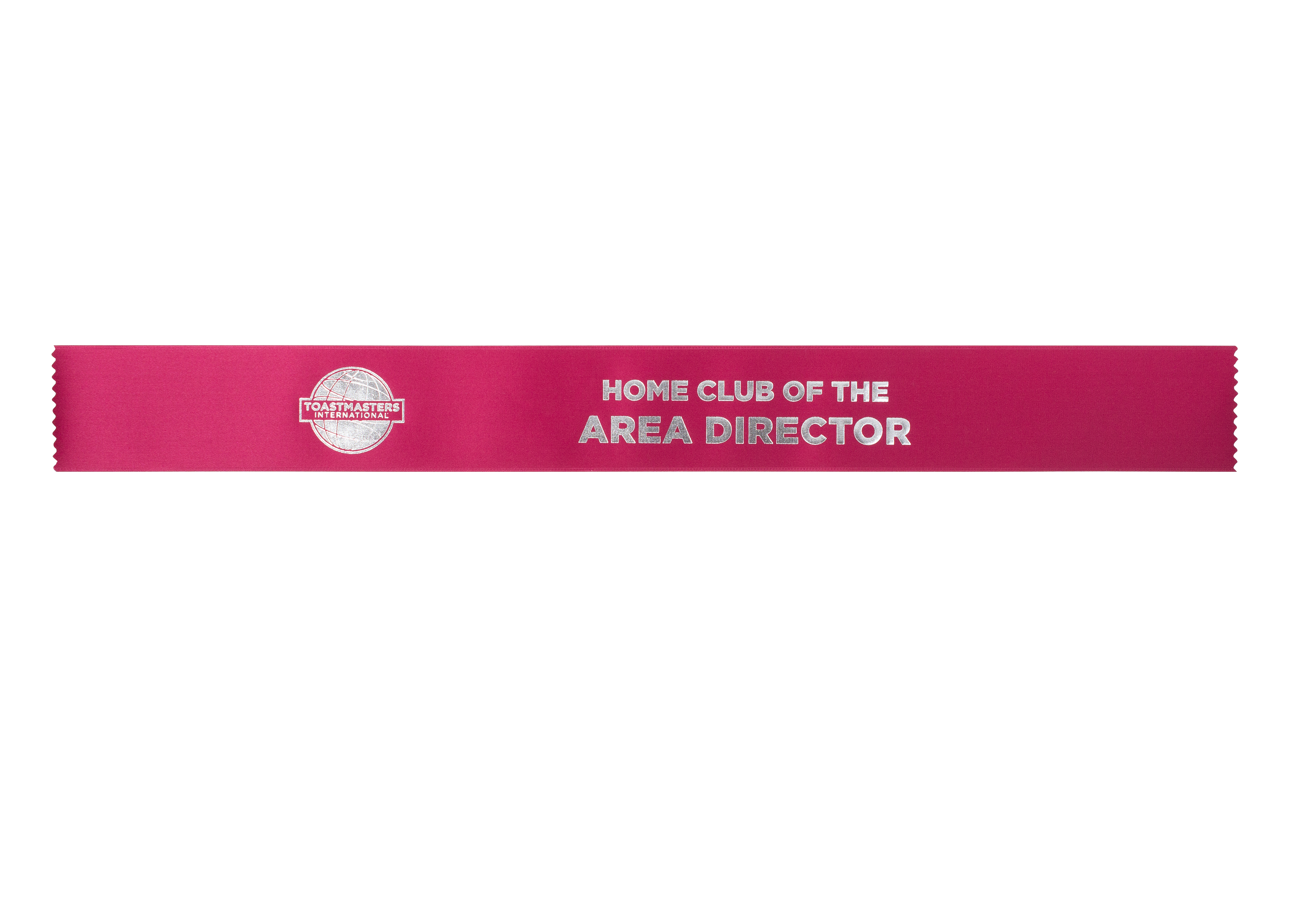 Home Club of the Area Director Ribbon