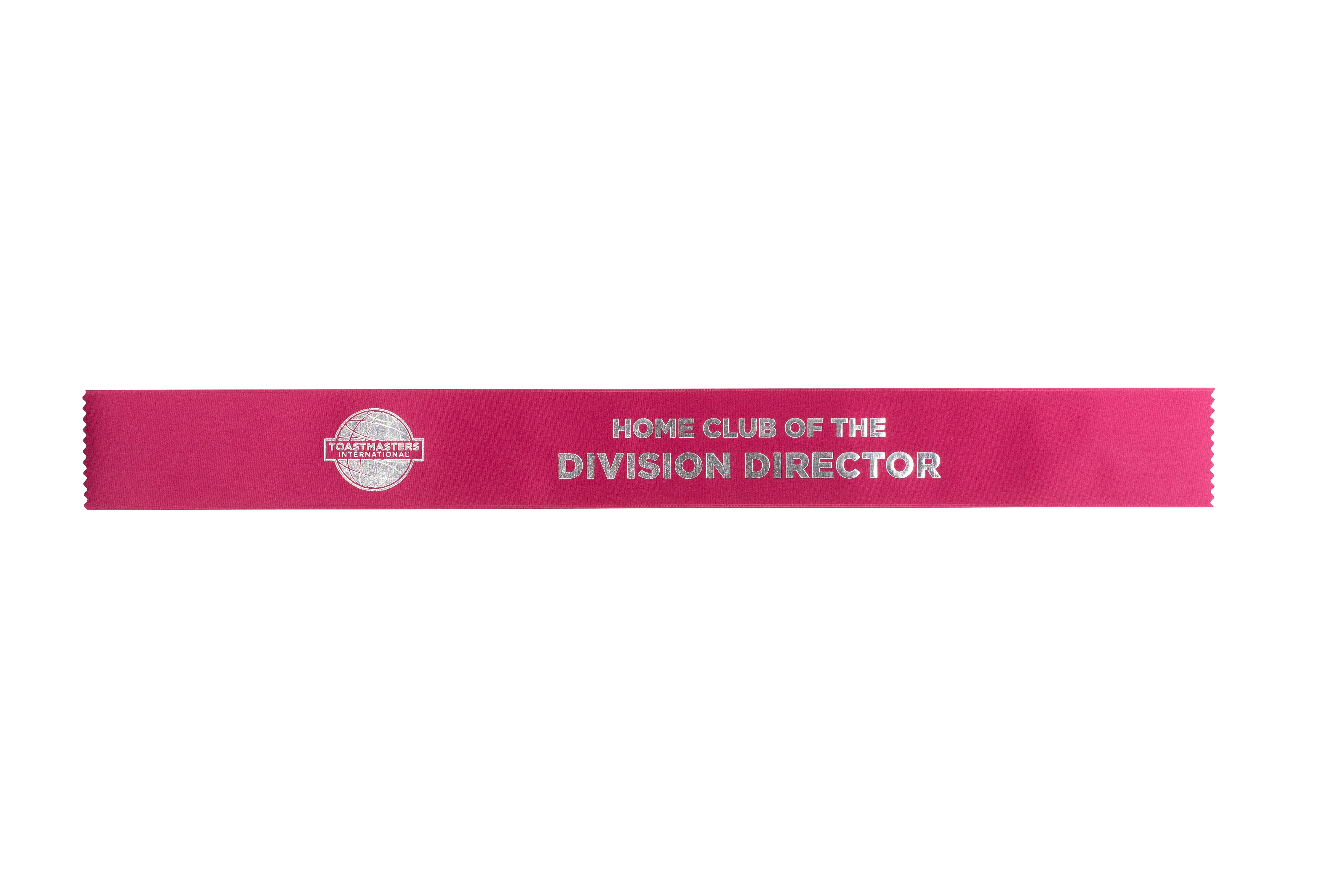 Home Club of the Division Director Ribbon