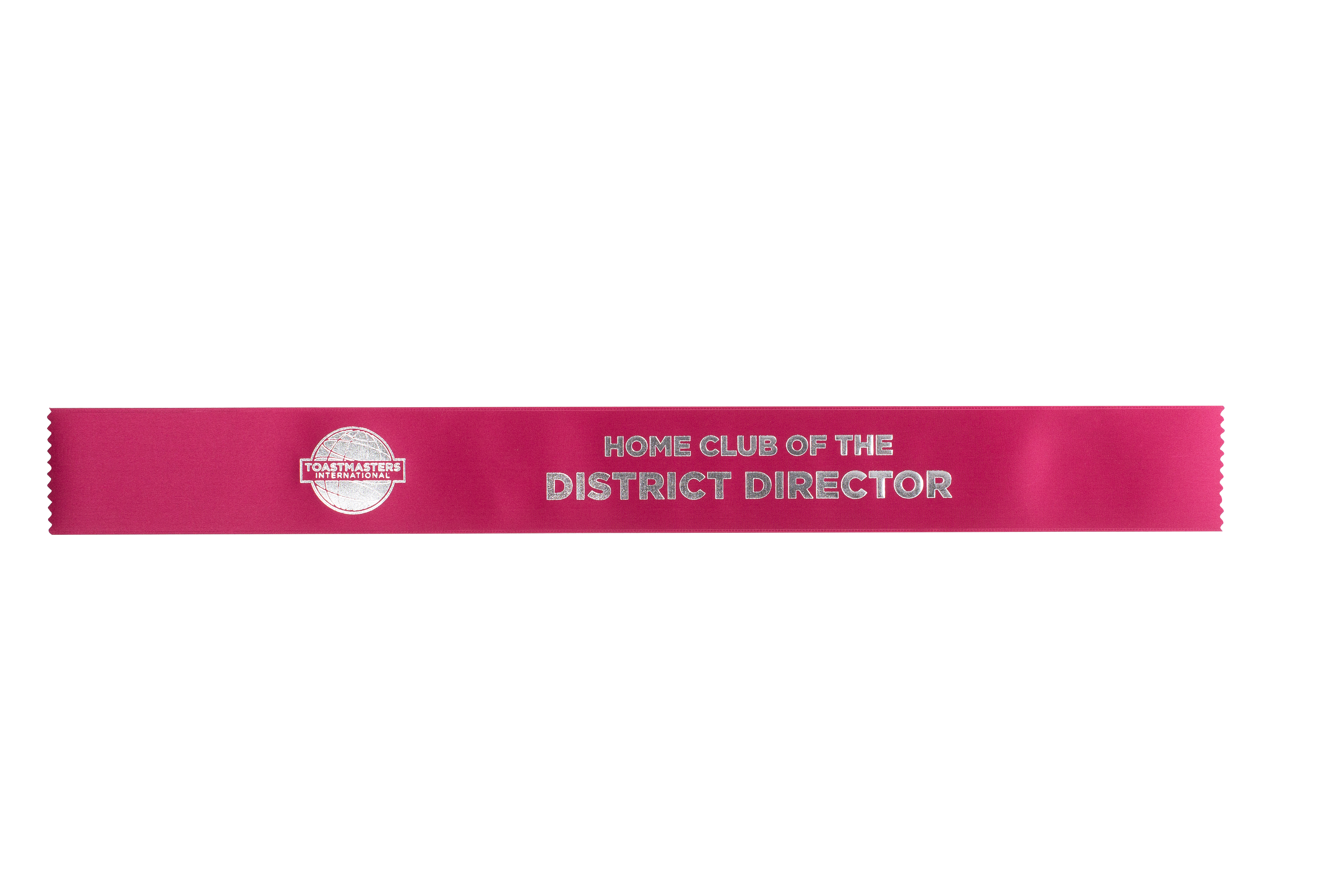 Home Club of the District Director Ribbon