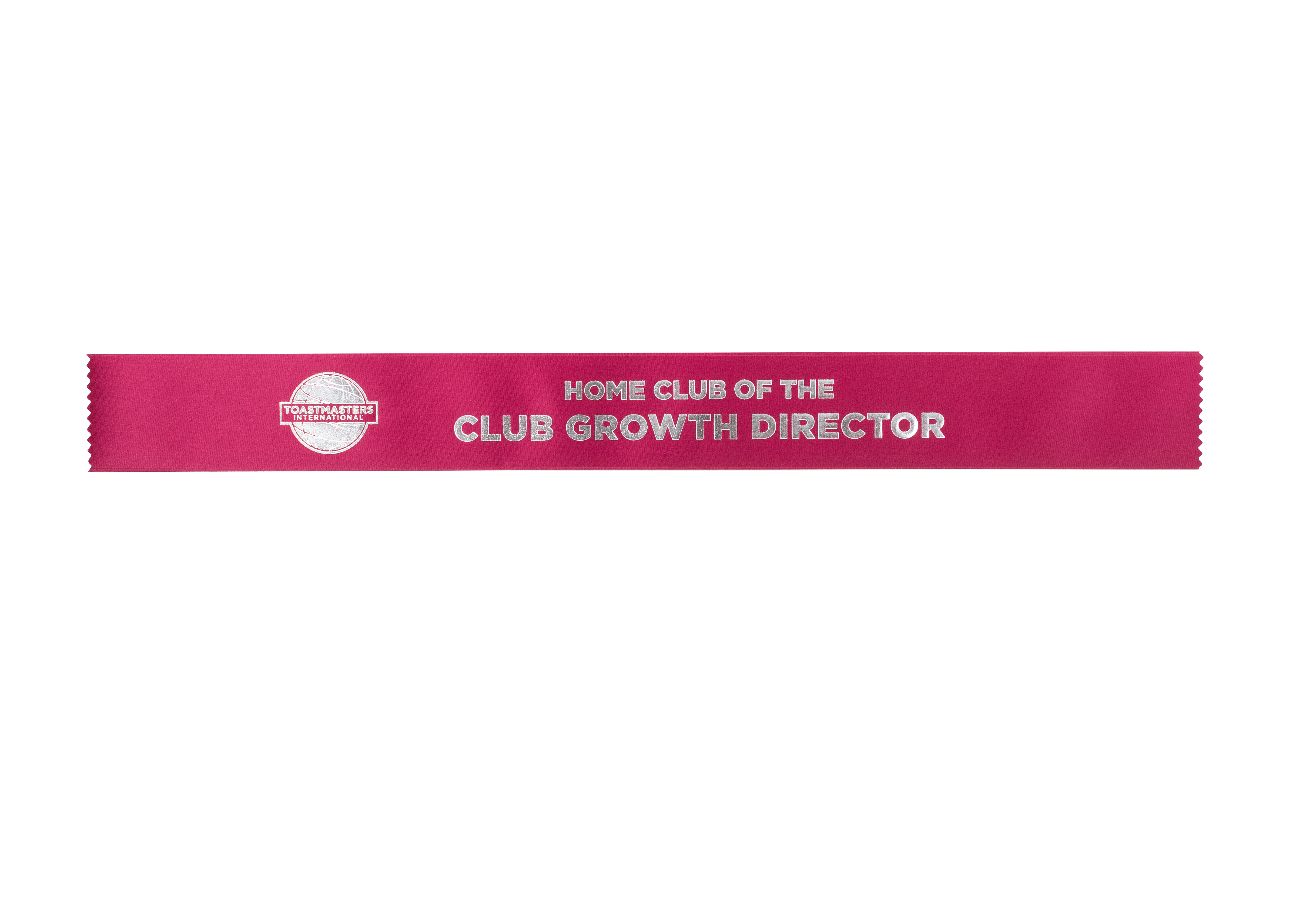 Home Club of the Club Growth Director Ribbon