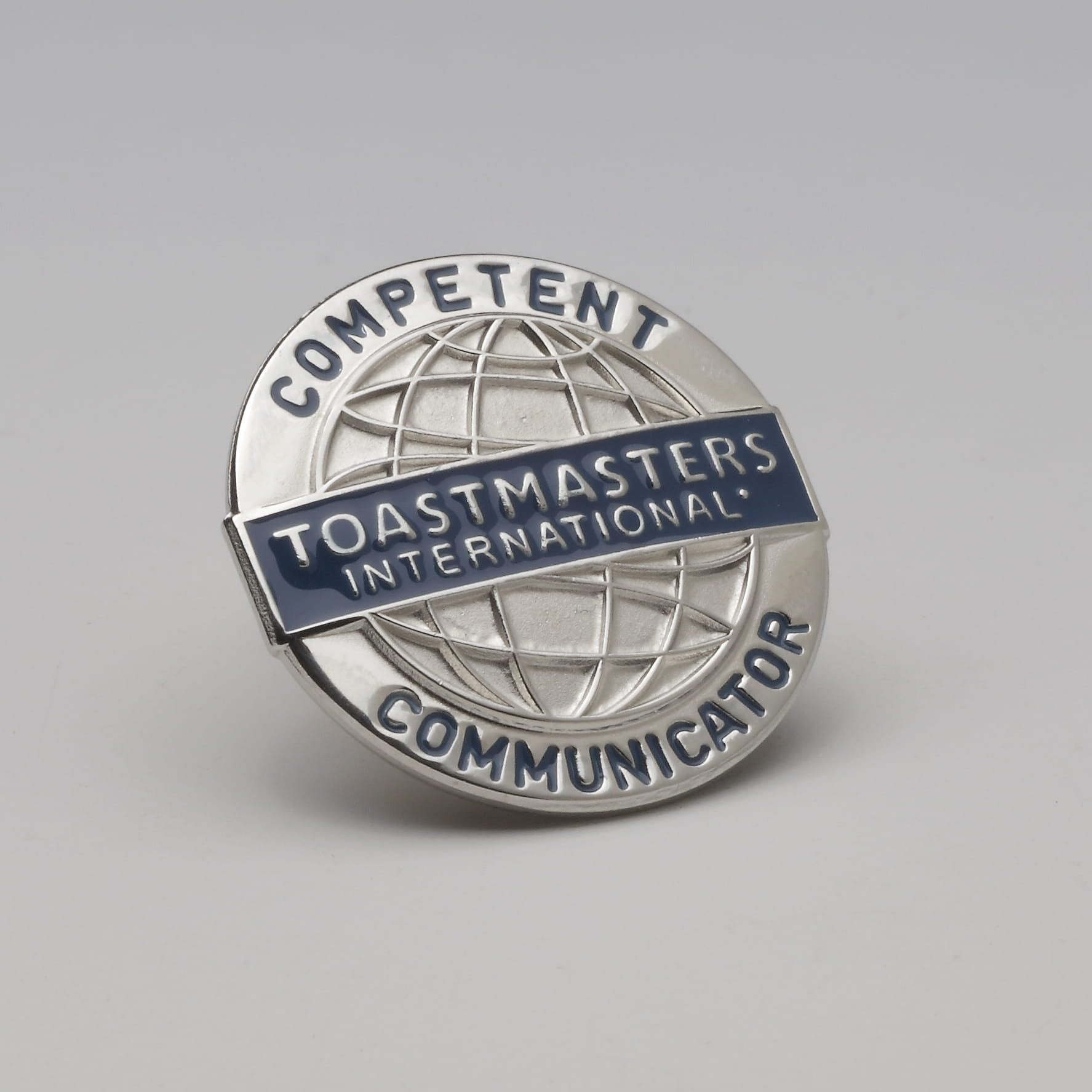 Competent Communicator Pin