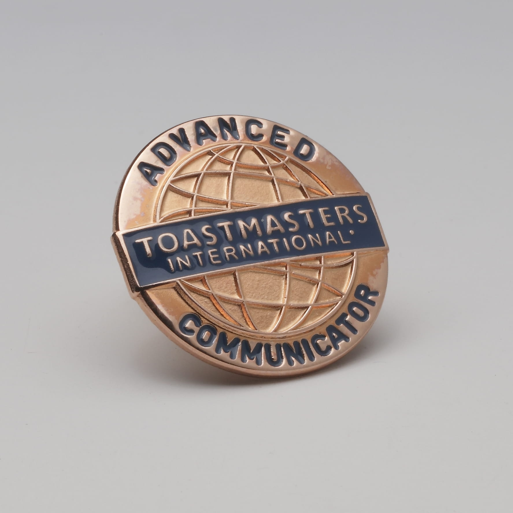Advanced Communicator Bronze Pin
