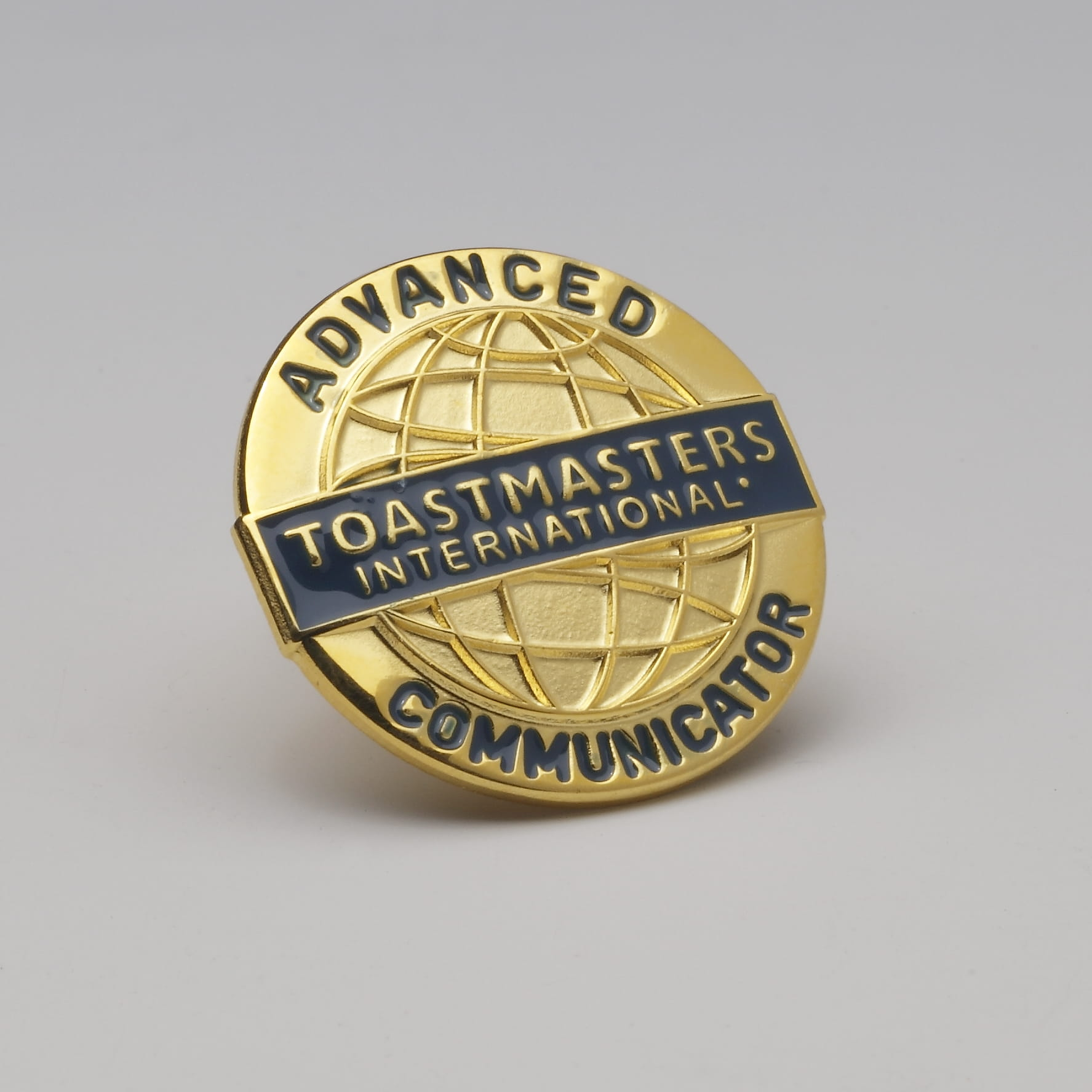 Advanced Communicator Gold Pin