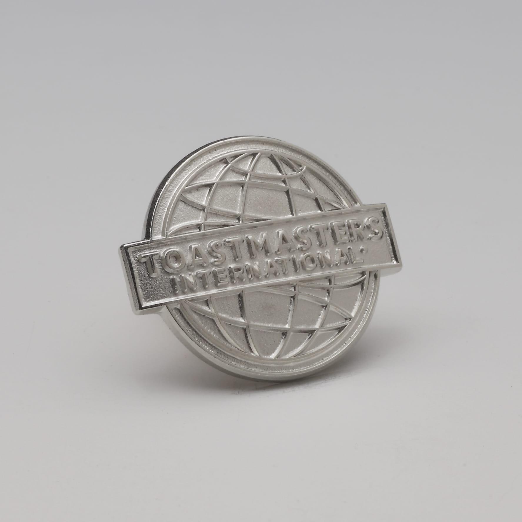Membership Pin (Silver)