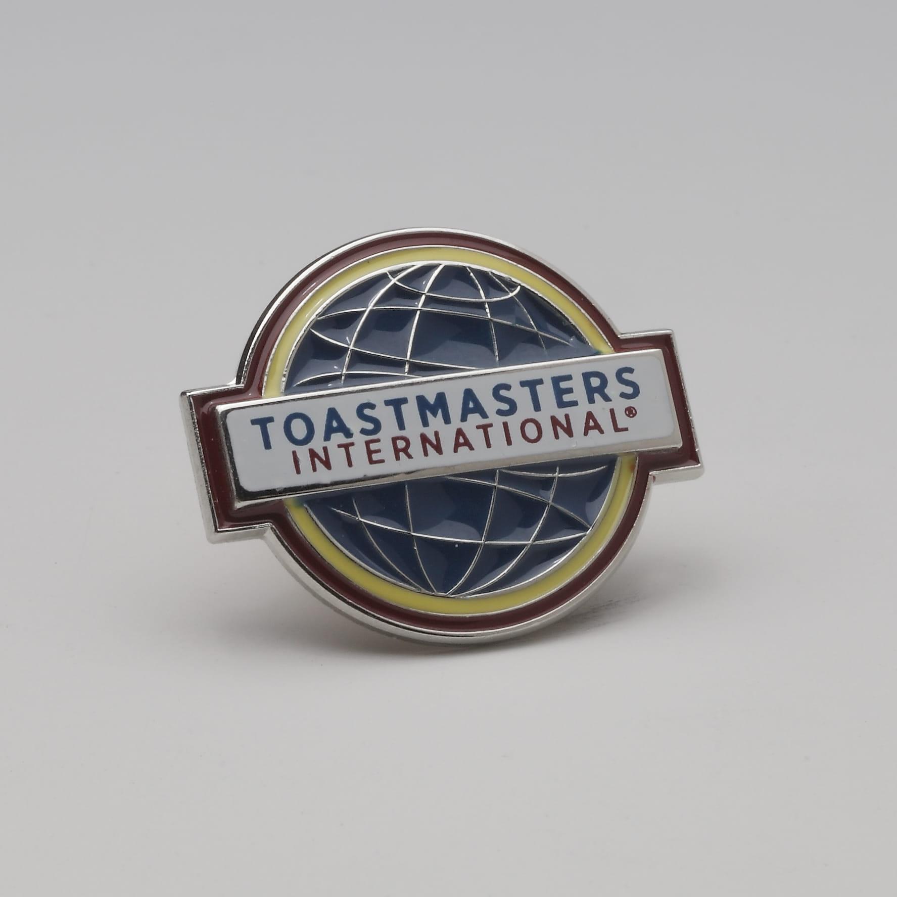 Membership Pin (Full Color)