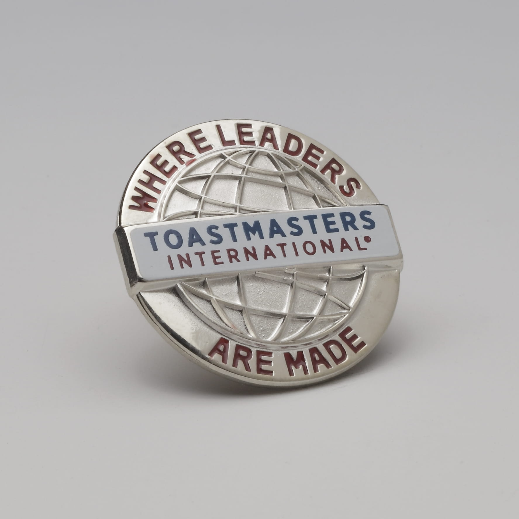 Where Leaders Are Made Pin