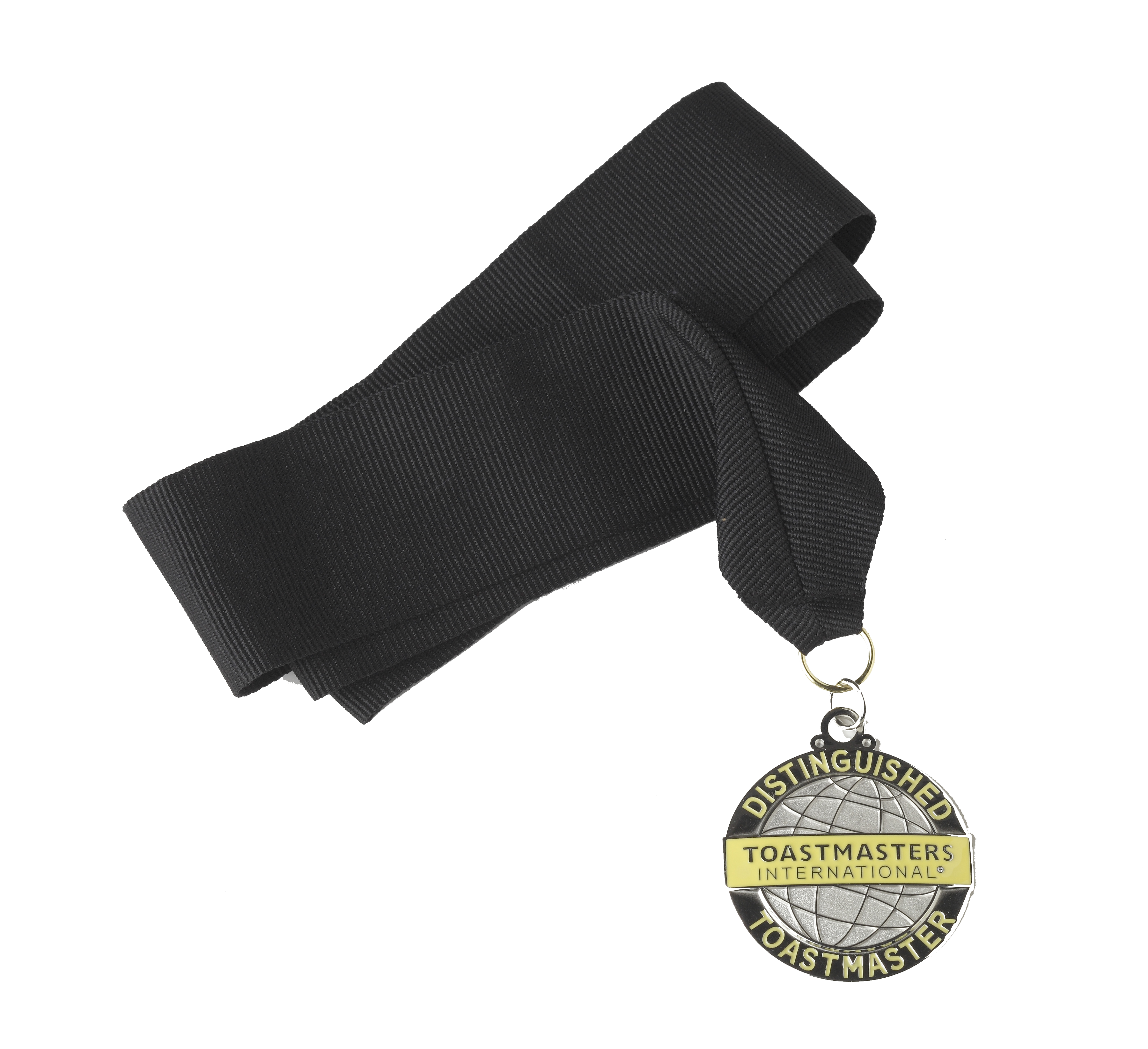 DTM Medallion with Neck Ribbon