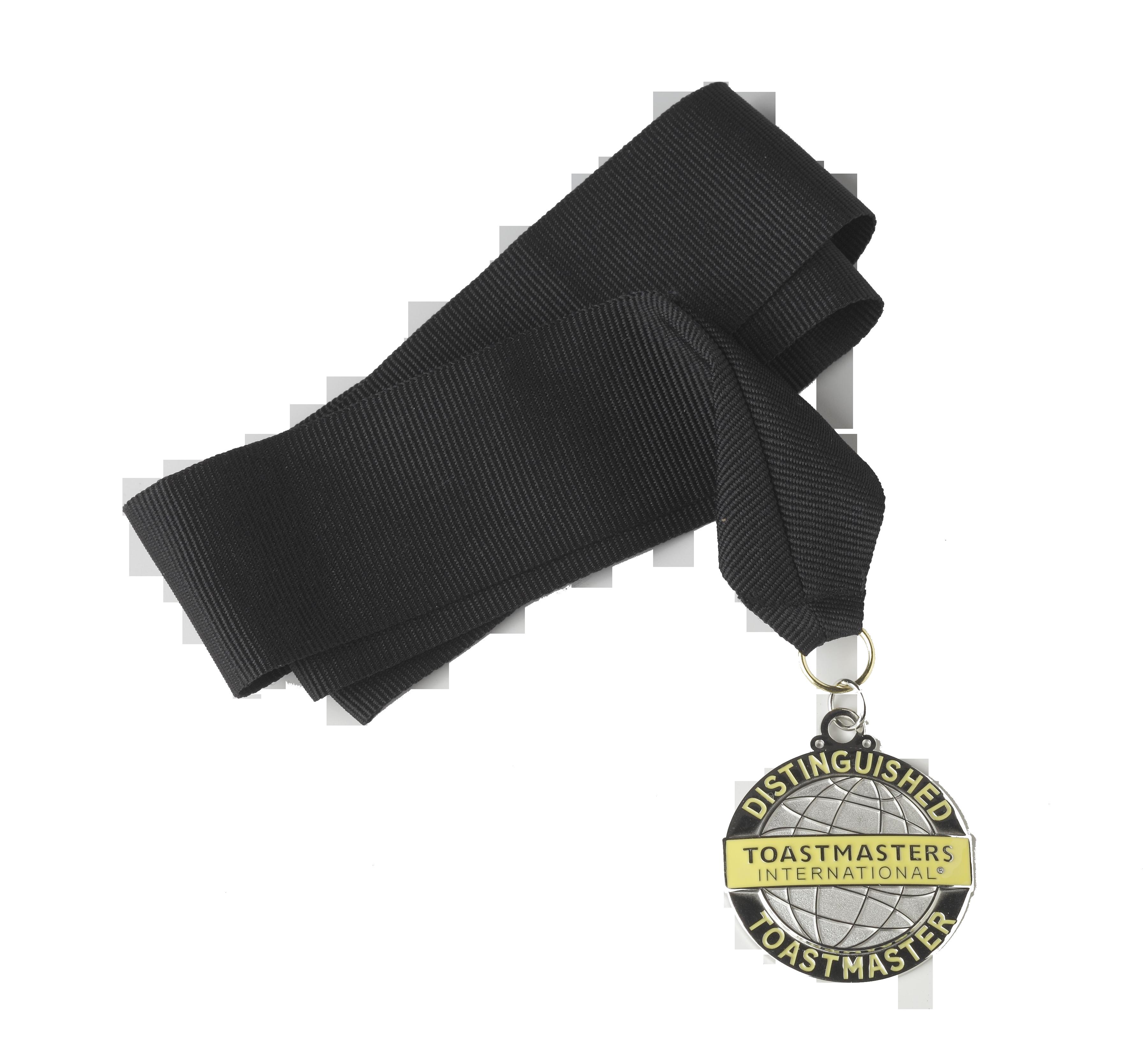 DTM Medallion with Neck Ribbon