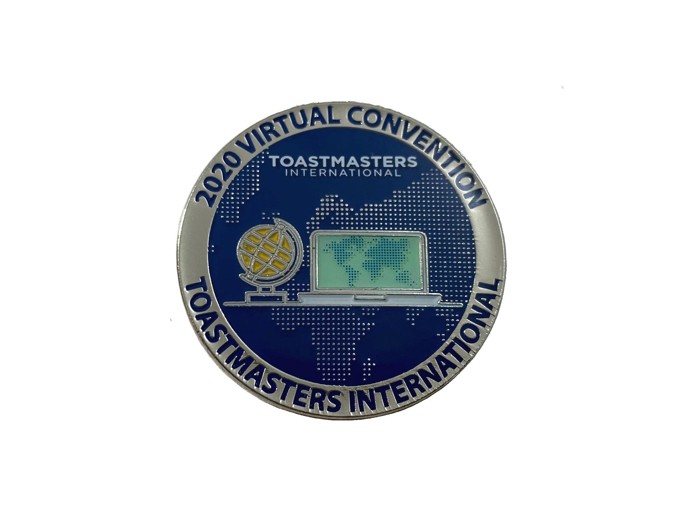 2020-Virtual-Convention-Pin