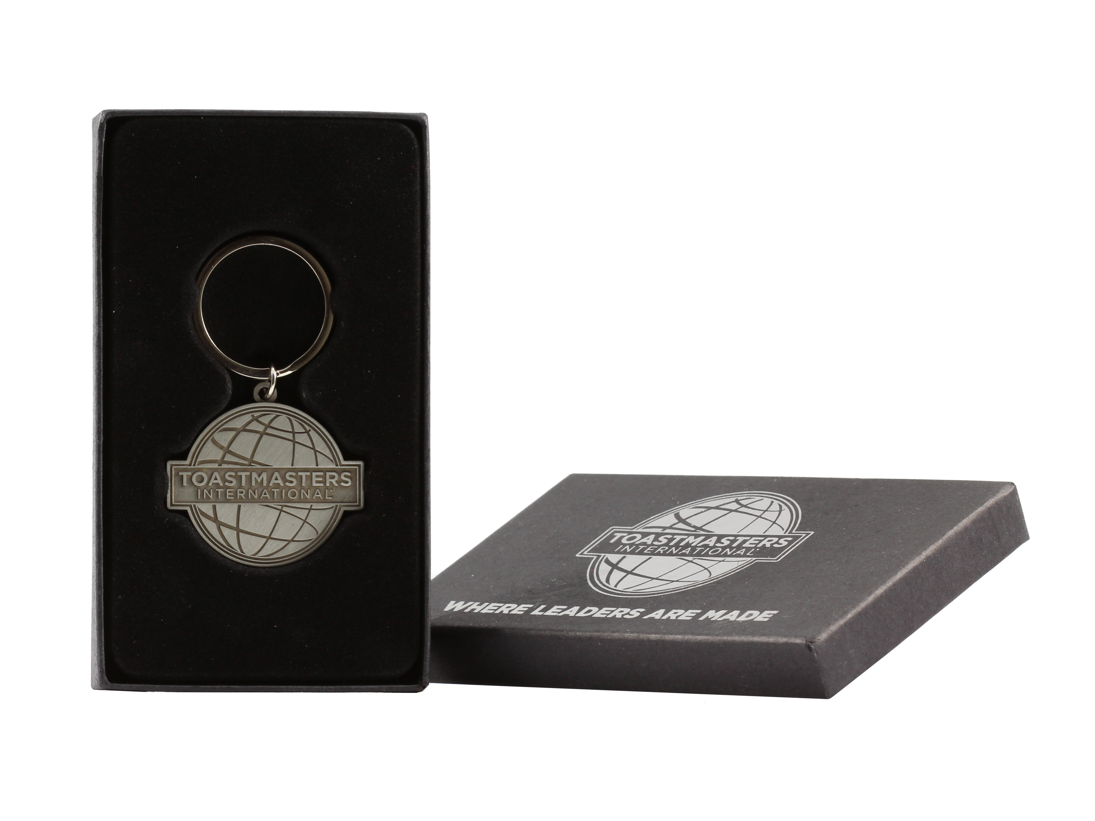 Toastmasters Key Ring