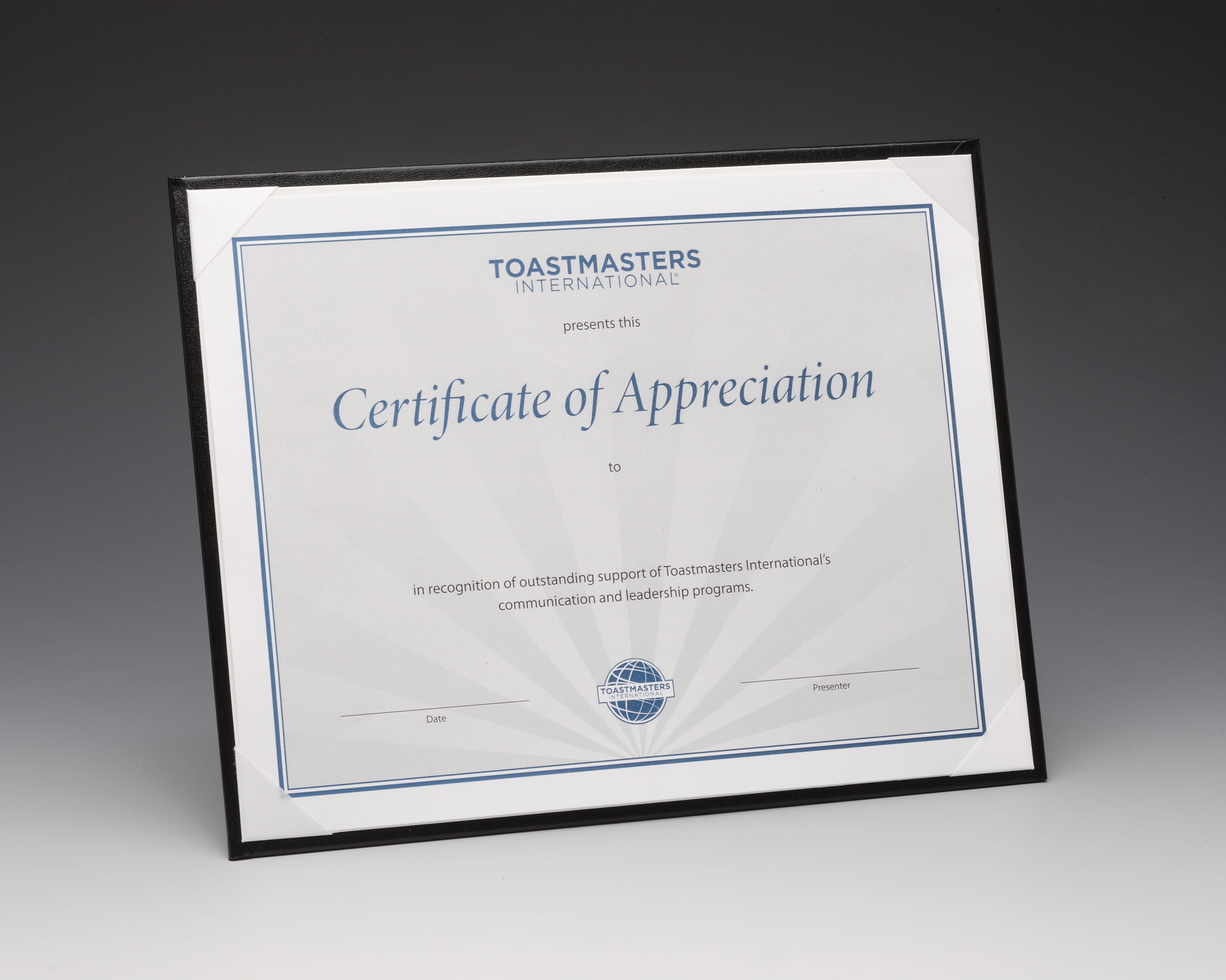 Search results for certificate templates member of month for Toastmasters certificate of appreciation template