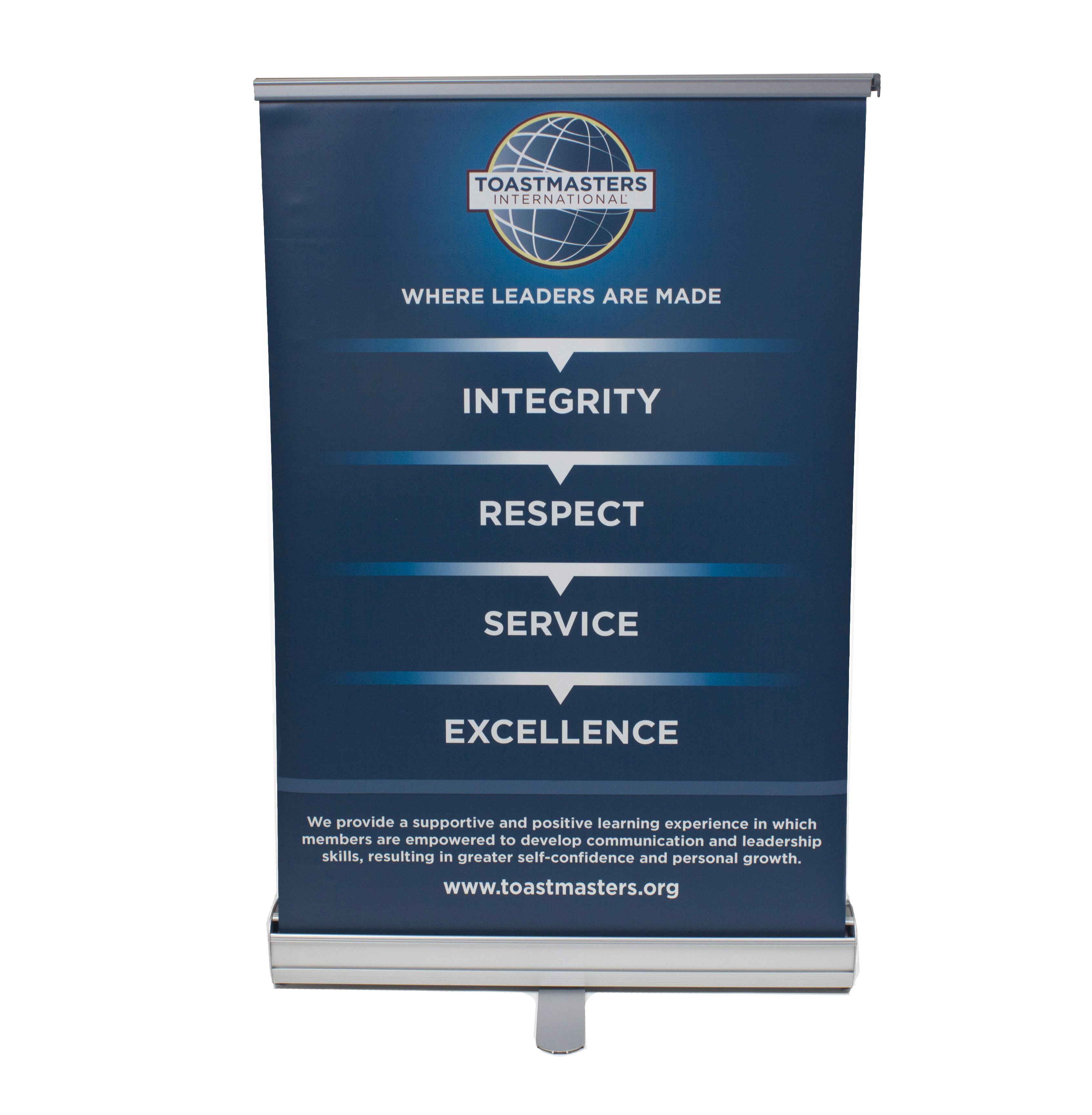Core Values Banner (Club)