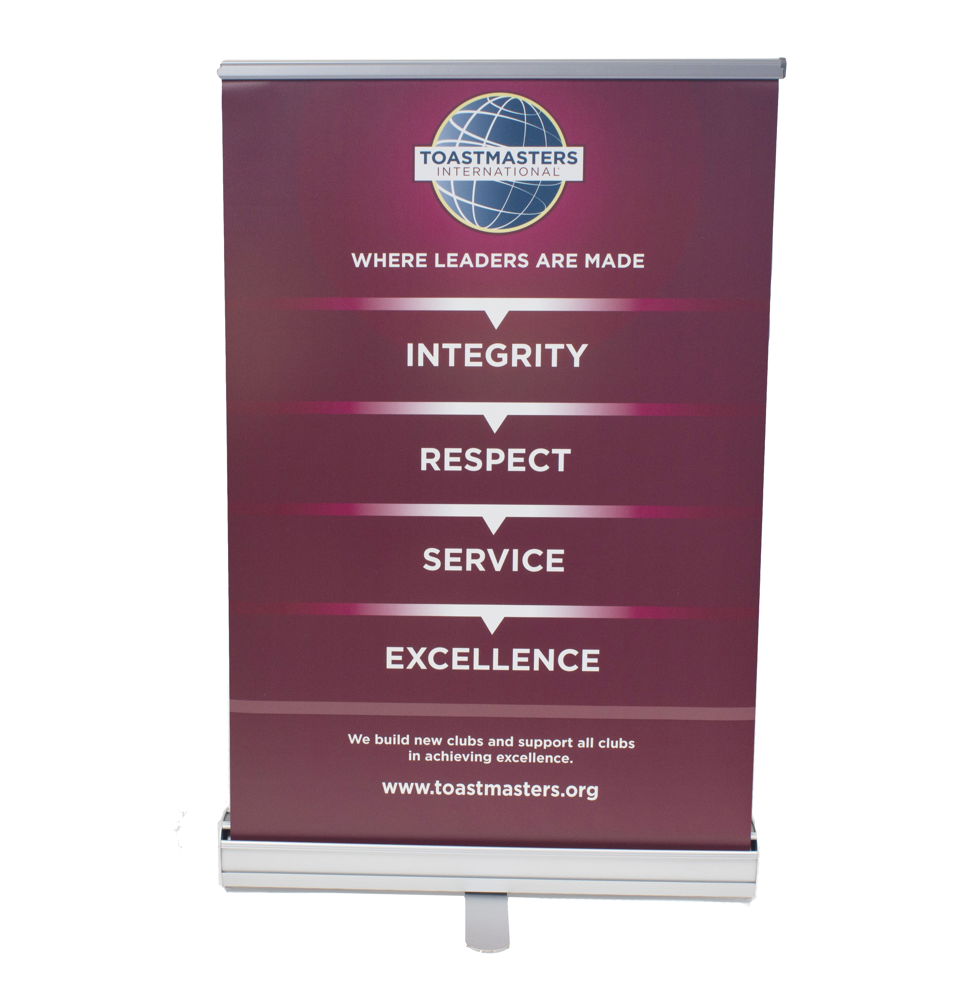 Core Values Banner (District)
