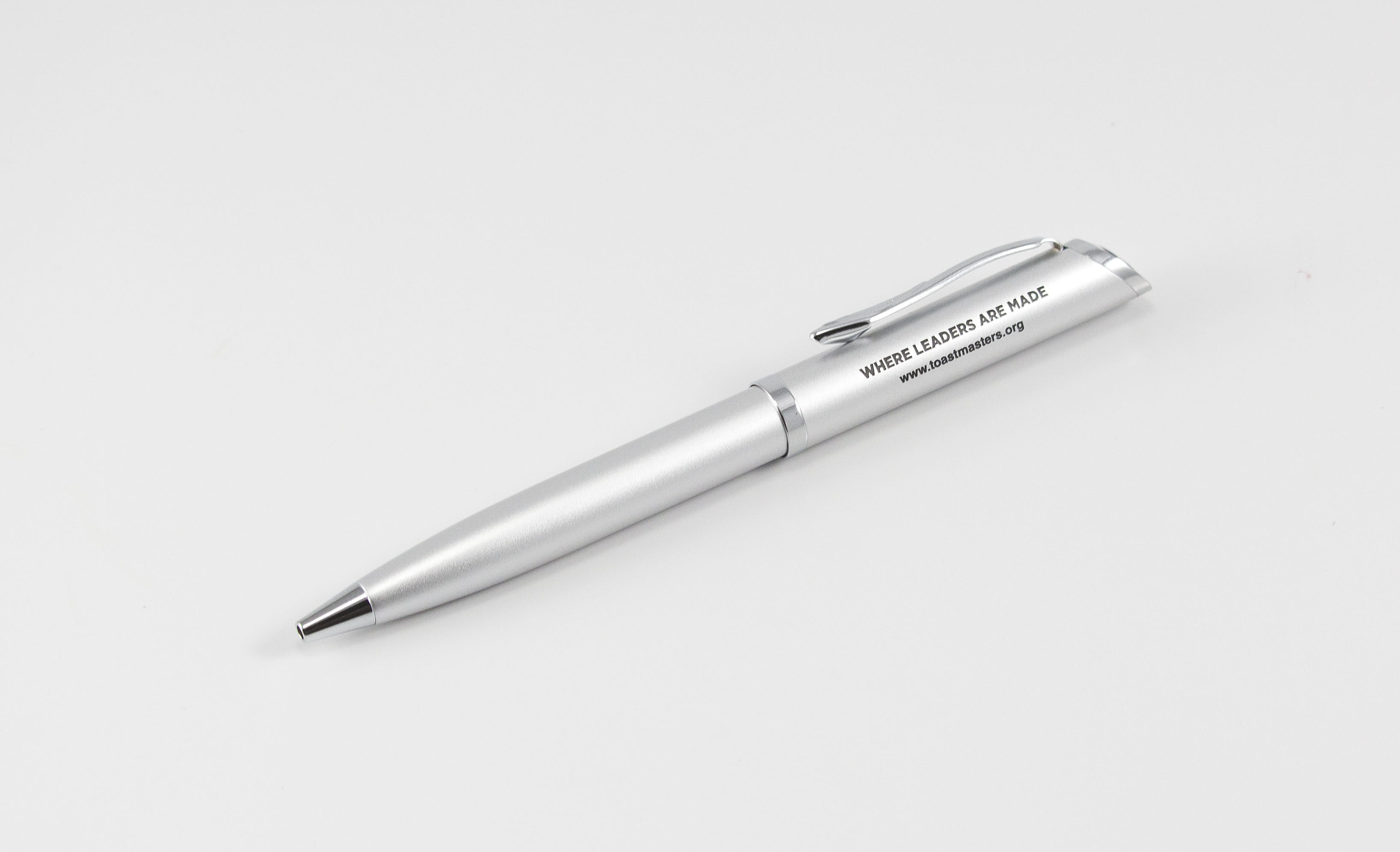 Toastmasters quill pen