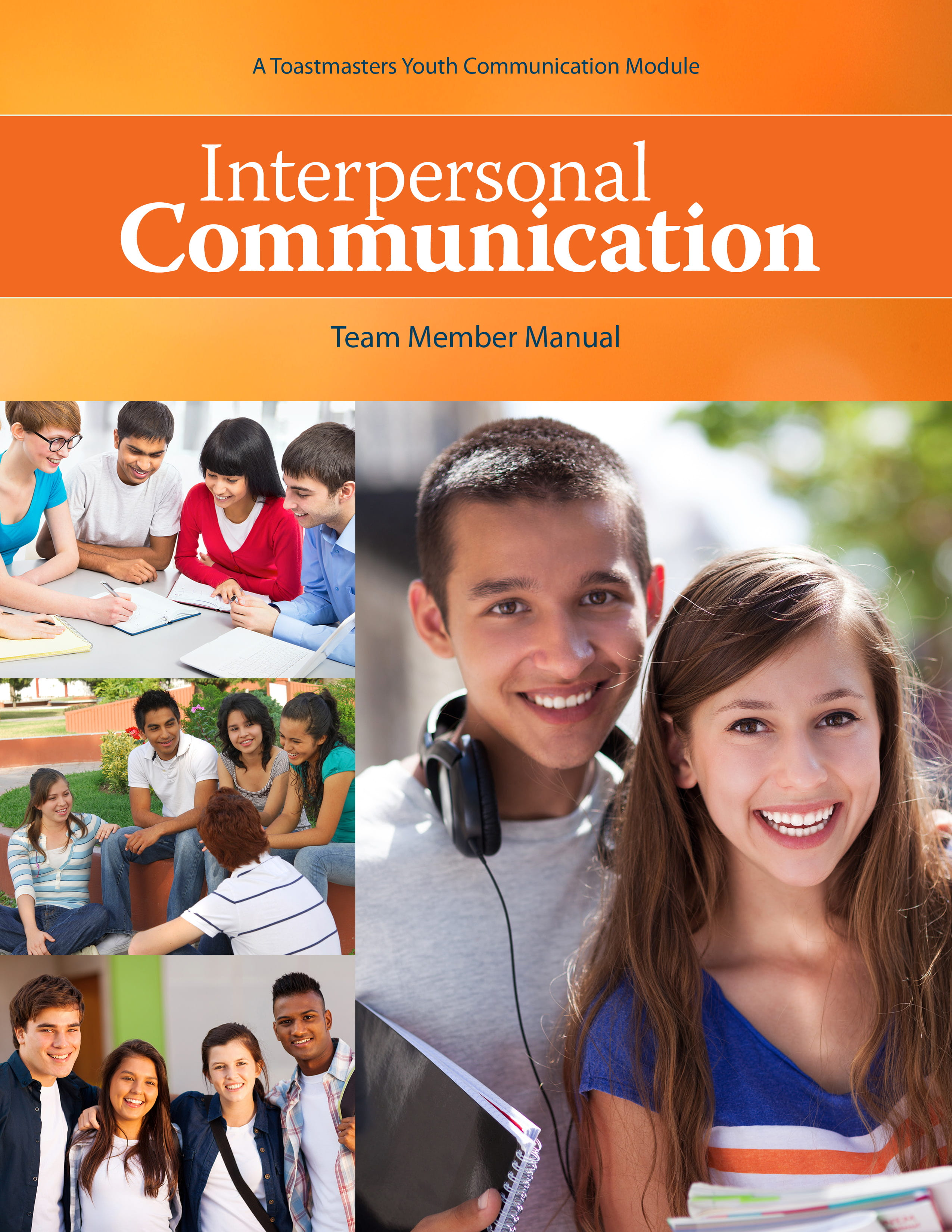 Interpersonal Communication: Team Member Manual (set of 10)