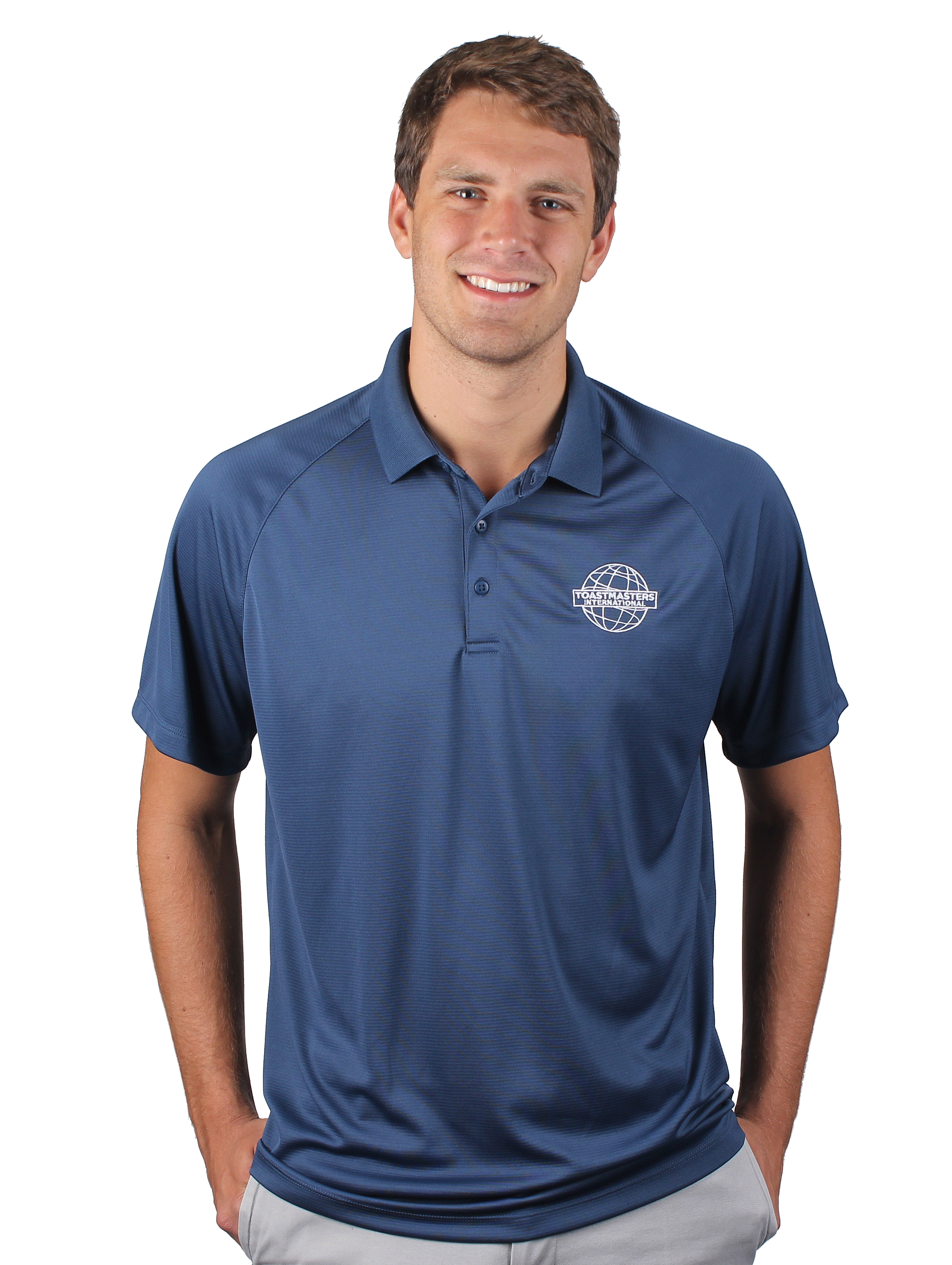 Men's Crossover Polo