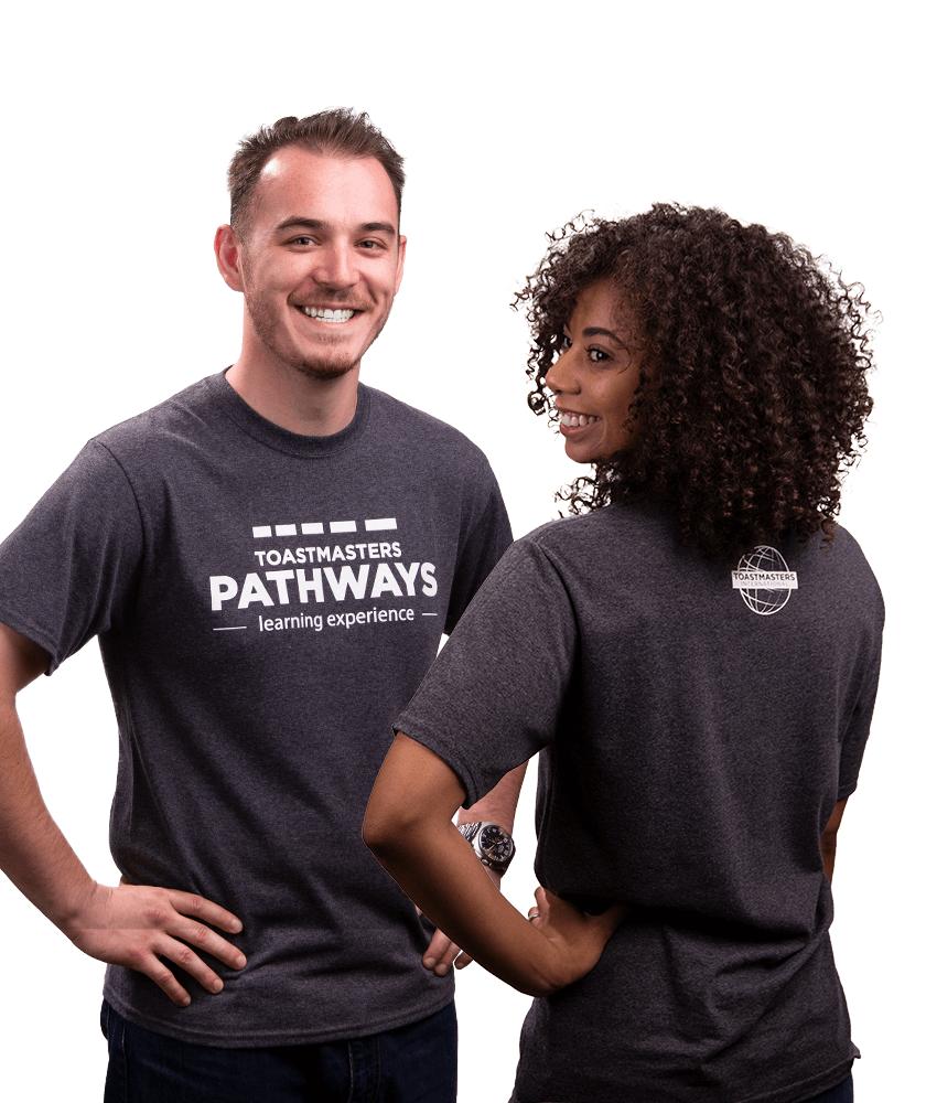 Pathways T-Shirt - White