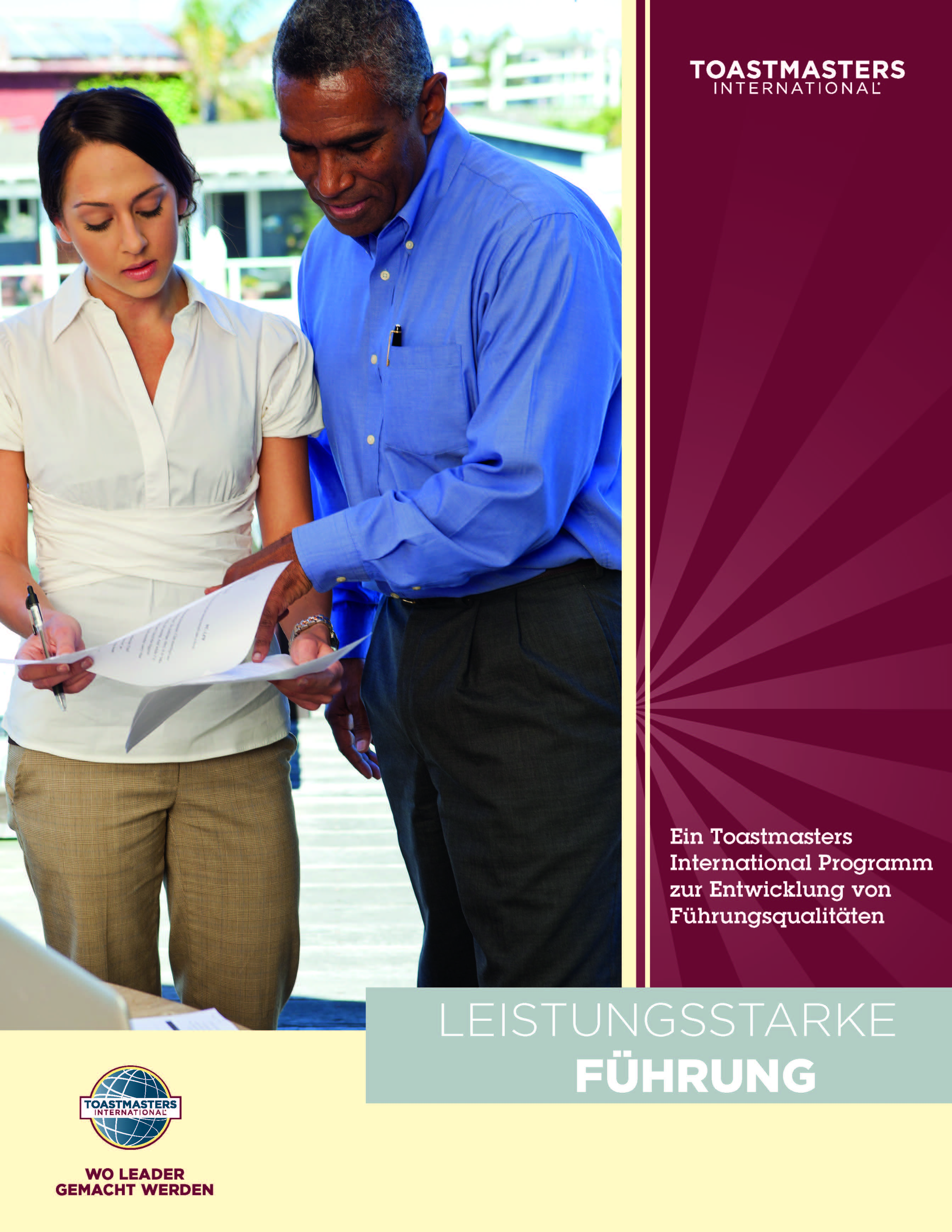 High Performance Leadership (German)