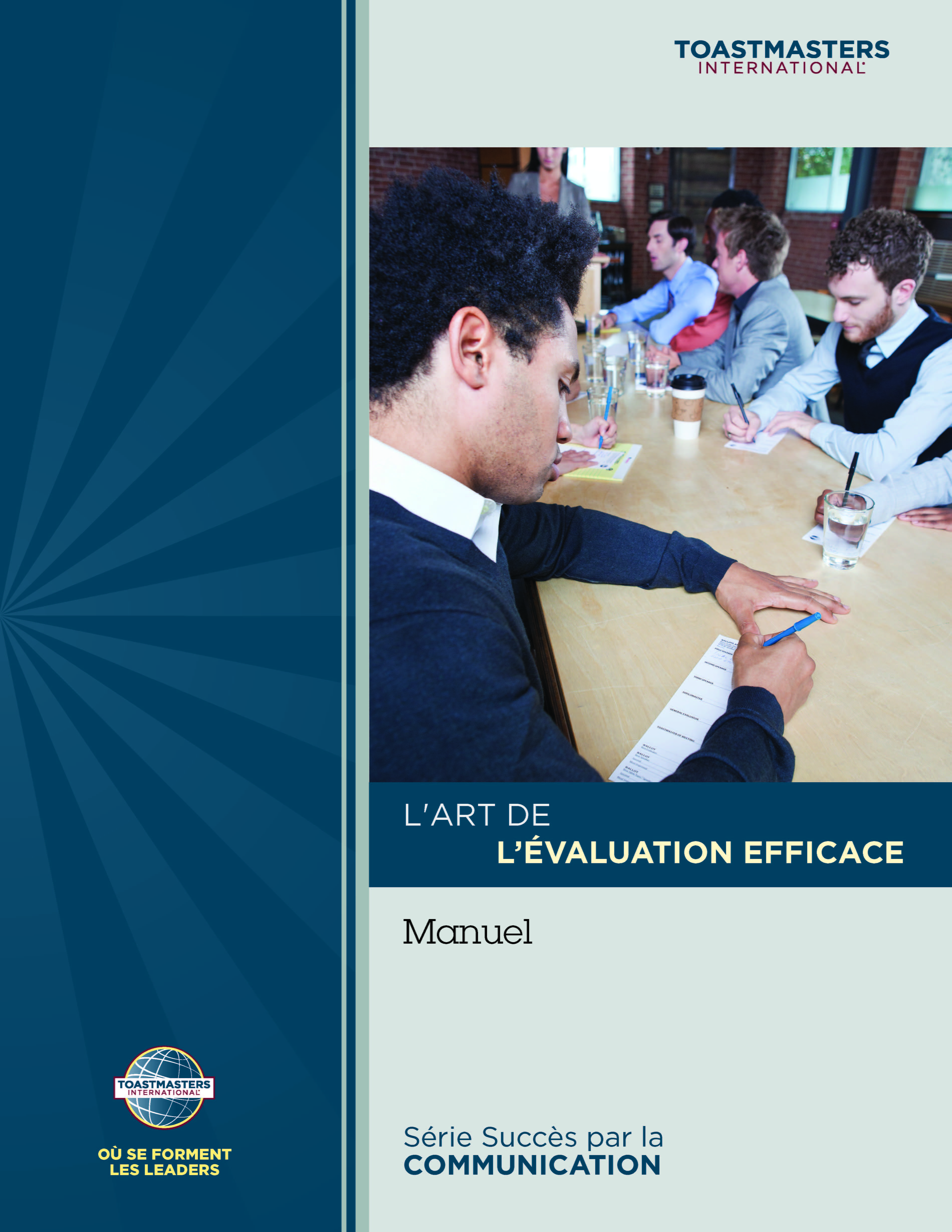 The Art of Effective Evaluation Workbook (French)