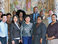 The Library of Congress Toastmasters club