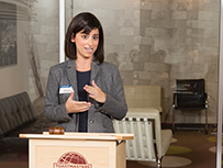 Speaking at a Toastmasters Club