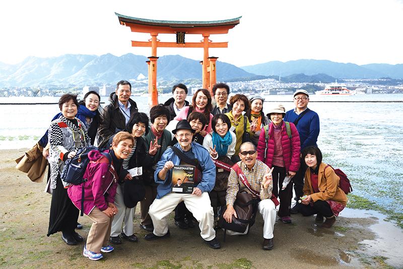 Aki Toastmasters club