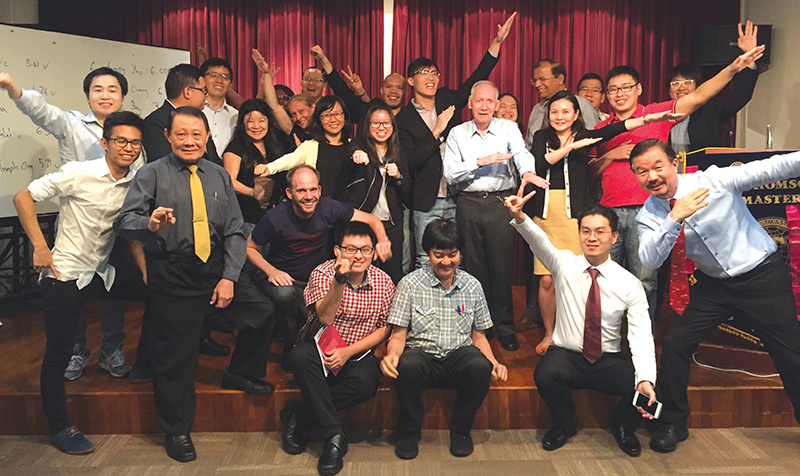 Toastmasters Thompson Club