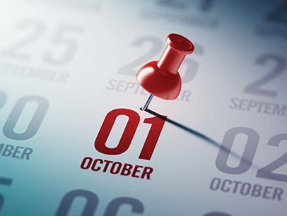 Dues Renewal Deadline is October 1