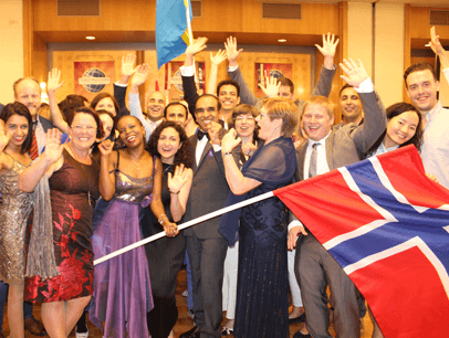 Toastmasters Continental Europe Growth