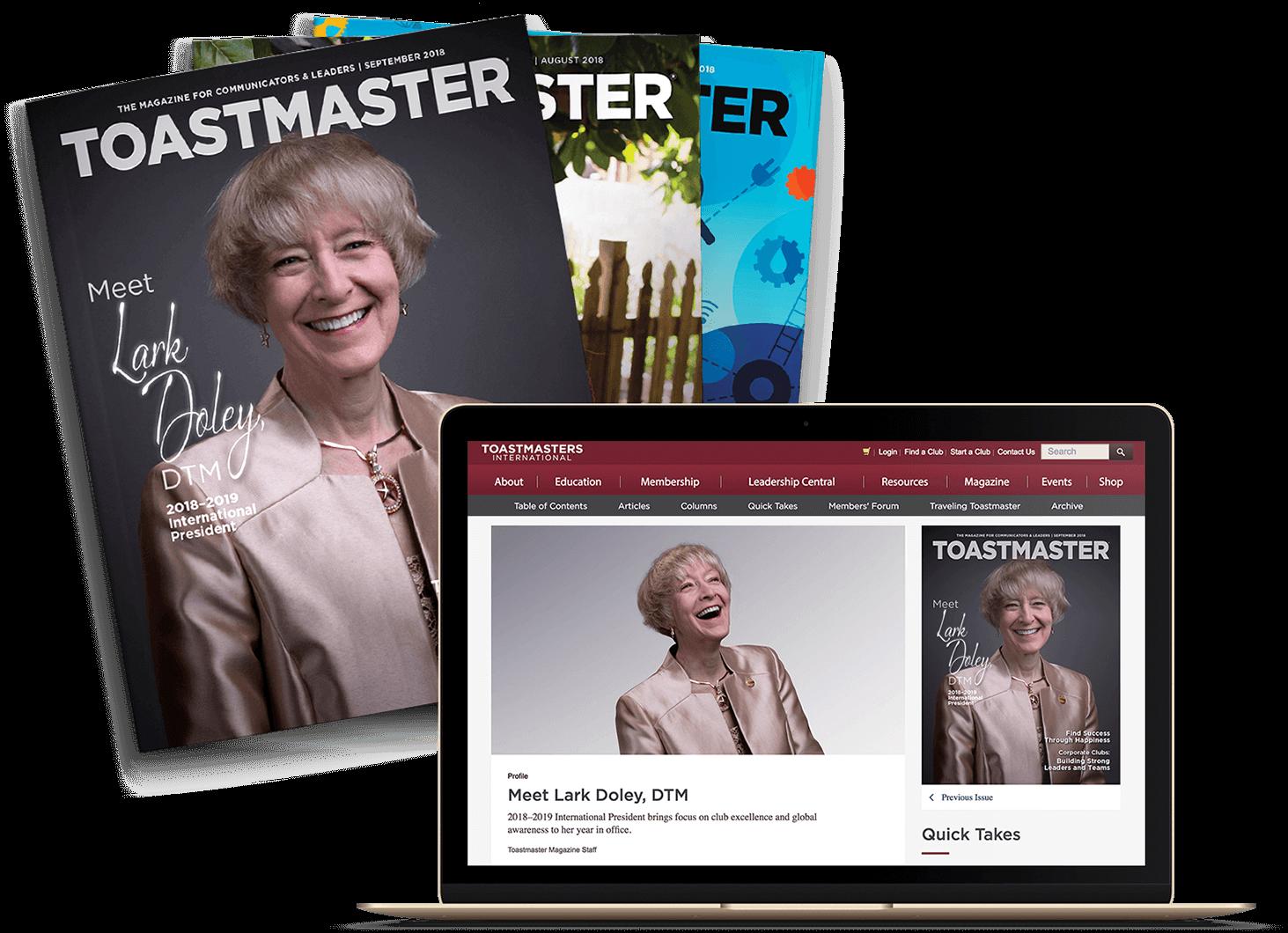 Toastmasters International -