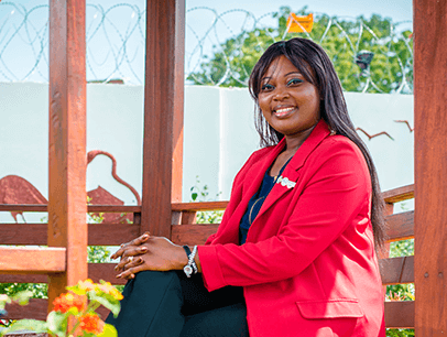Patricia Dzifa Mensah-Larkai